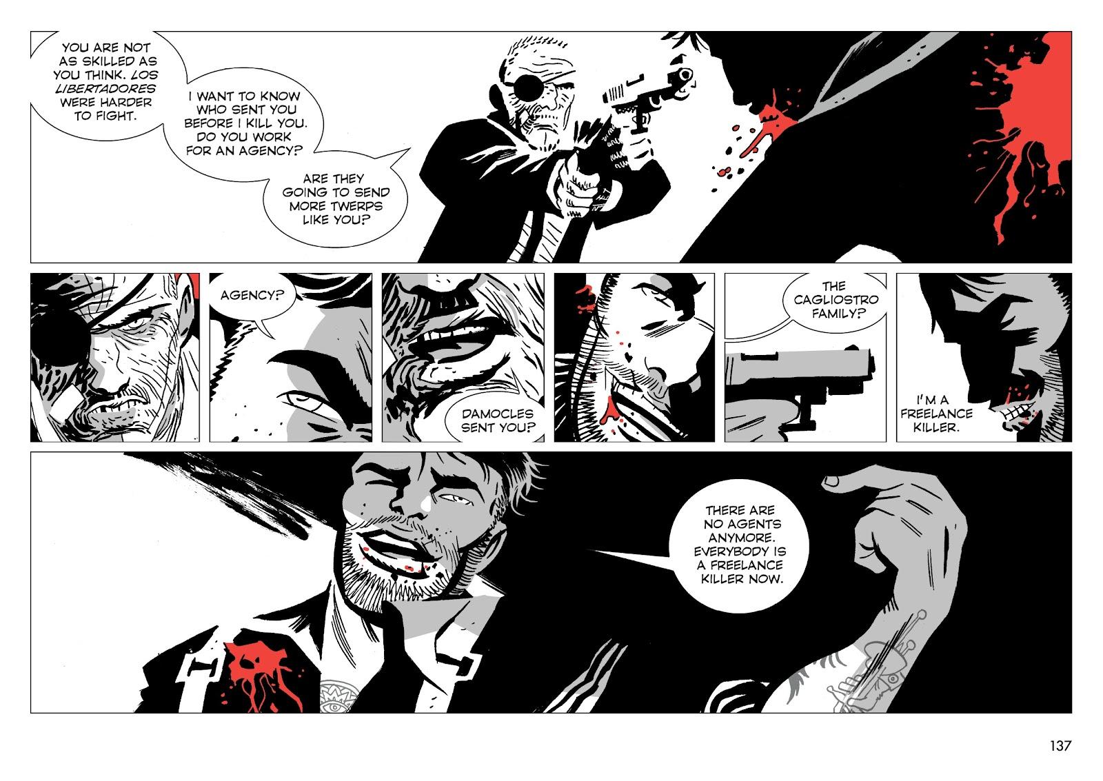 Read online Polar comic -  Issue # TPB The Kaiser Falls (Part 2) - 39