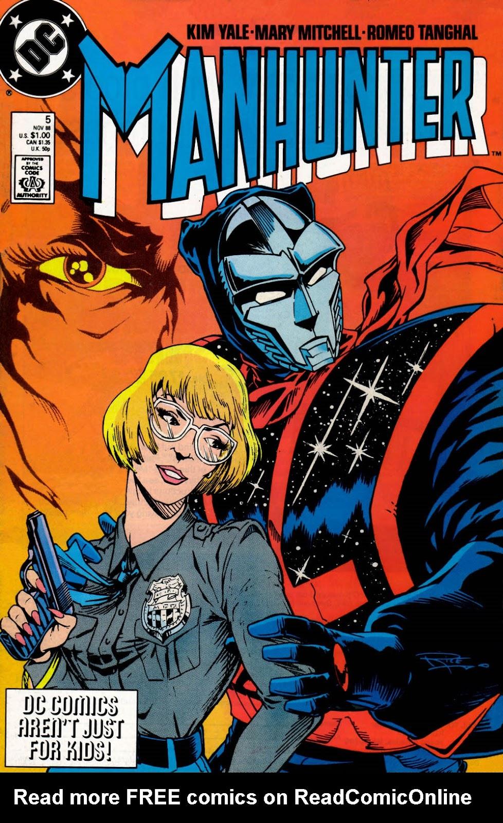 Manhunter (1988) 5 Page 1