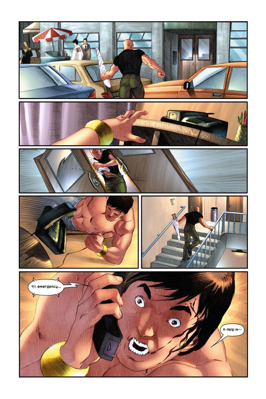 Captain Marvel (2002) Issue #9 #9 - English 21
