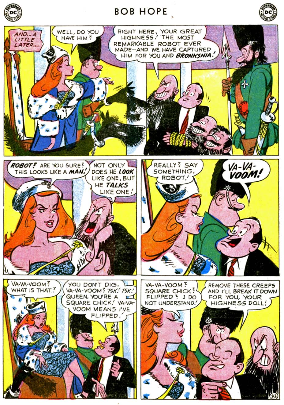 The Adventures of Bob Hope issue 68 - Page 28
