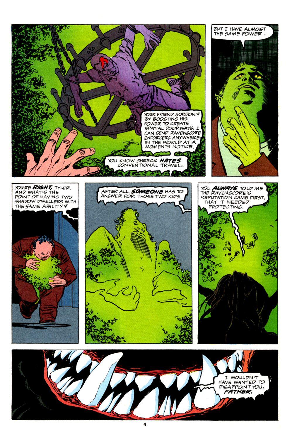 Read online Powerline comic -  Issue #2 - 6