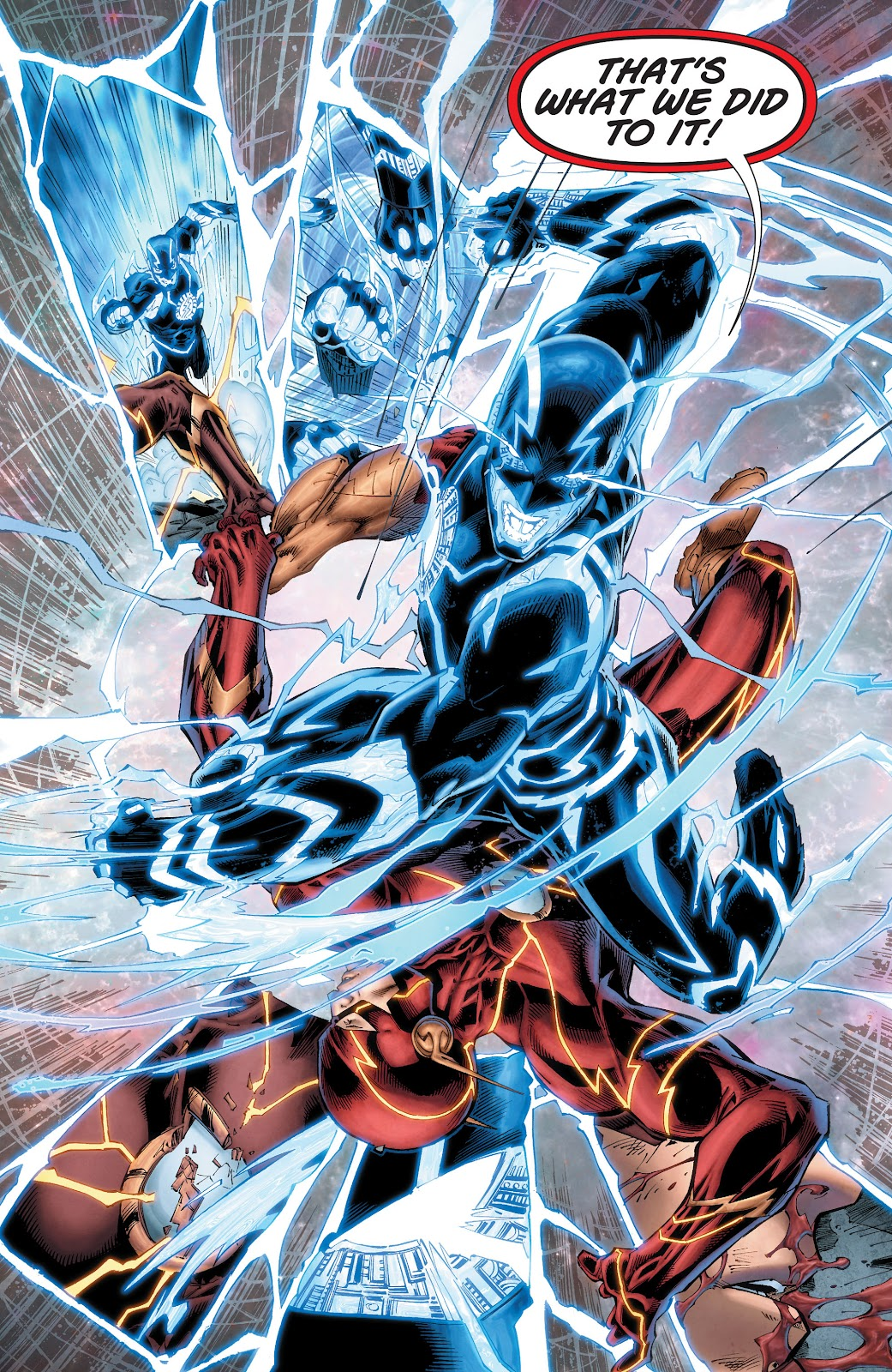 Read online The Flash (2011) comic -  Issue # _TPB 6 (Part 2) - 50