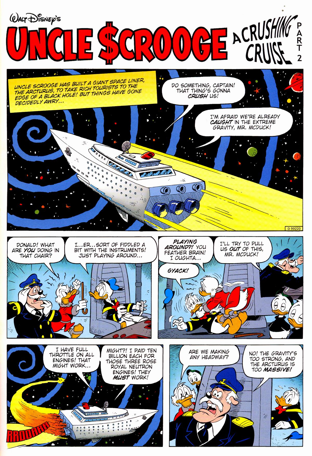 Read online Uncle Scrooge (1953) comic -  Issue #328 - 45