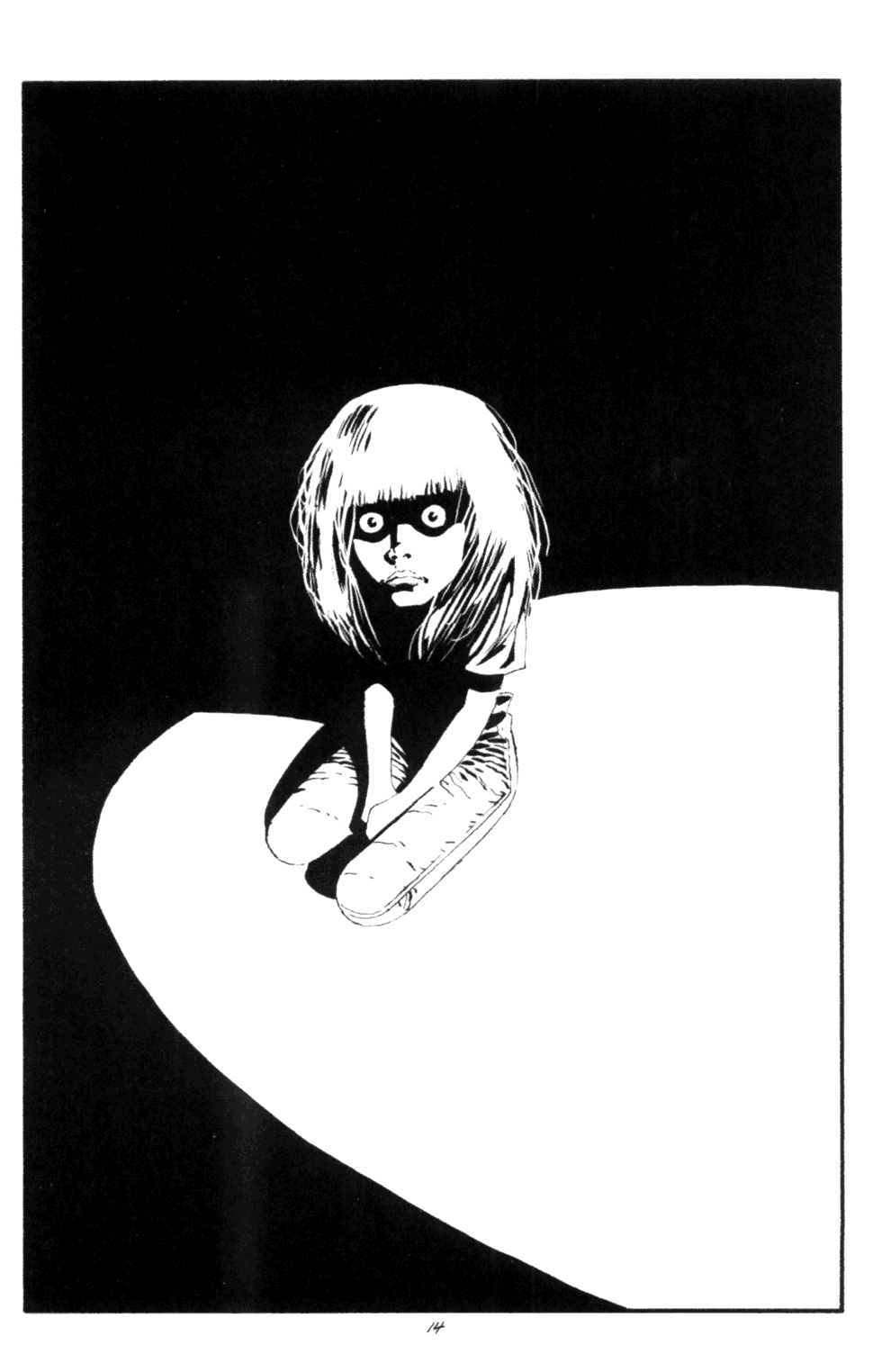 Read online Sin City: Silent Night comic -  Issue # Full - 15