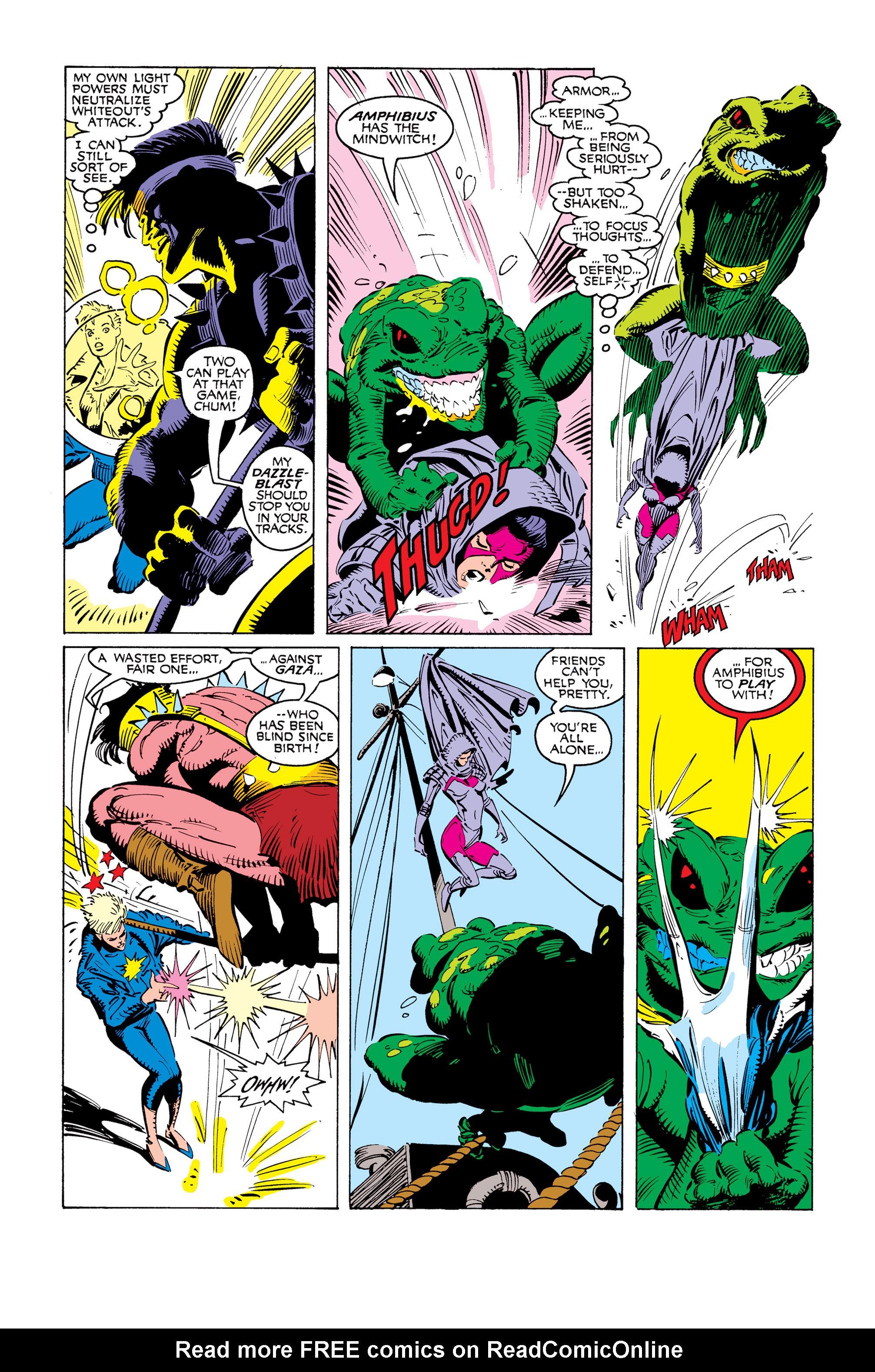 Read online Uncanny X-Men (1963) comic -  Issue #249 - 19
