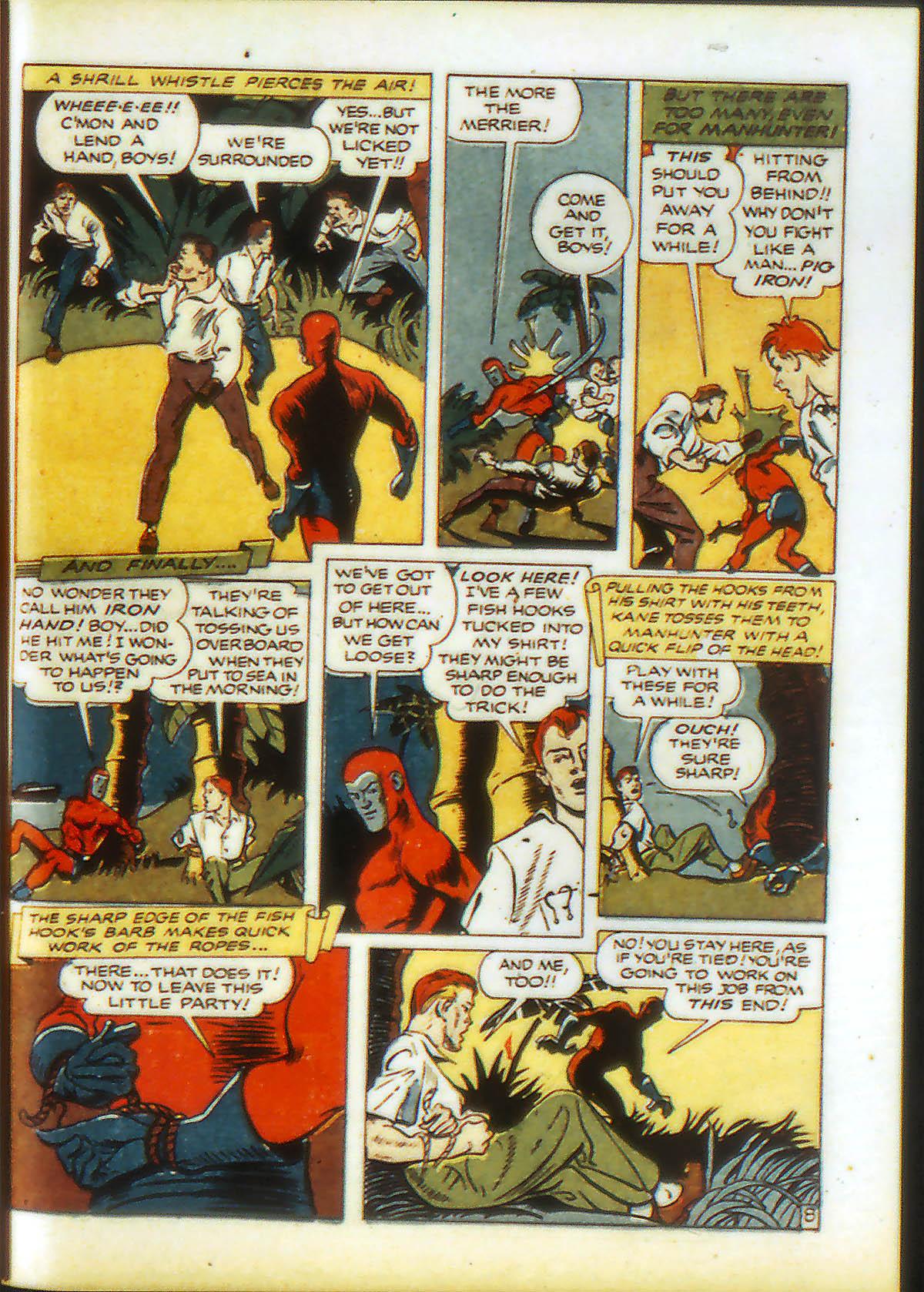 Read online Adventure Comics (1938) comic -  Issue #89 - 47