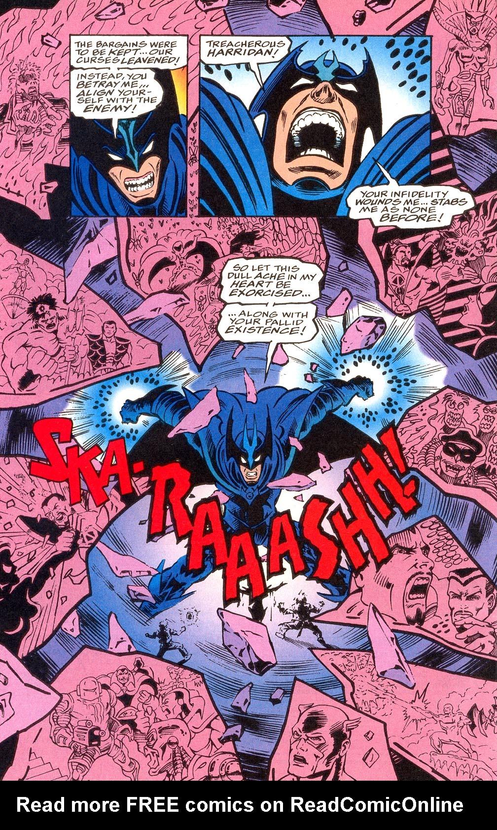 Read online Secret Defenders comic -  Issue #25 - 19