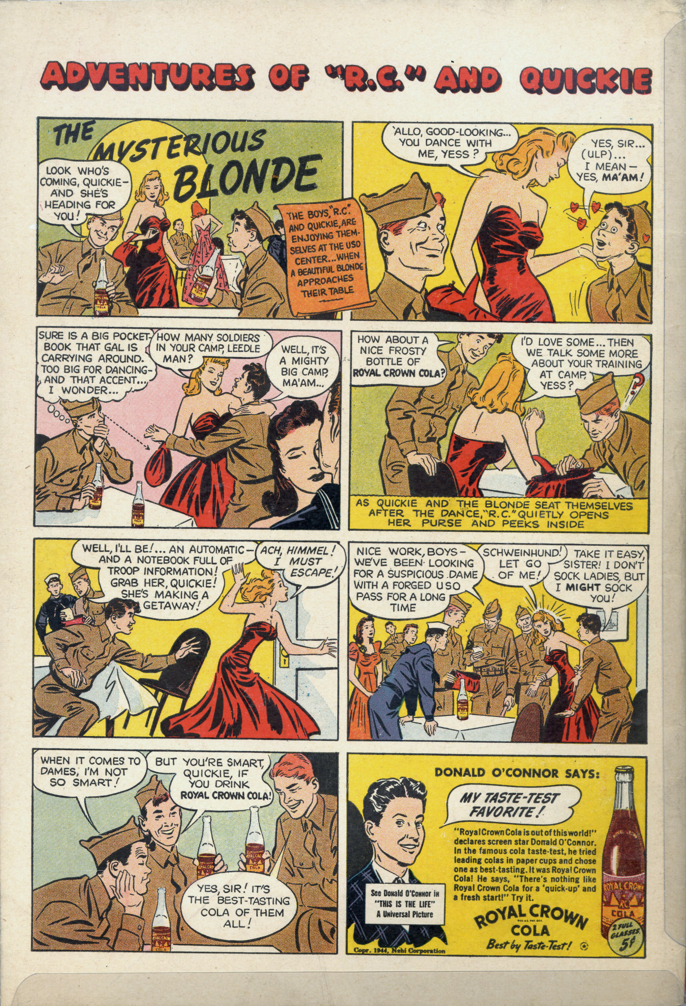 Read online Adventure Comics (1938) comic -  Issue #93 - 54