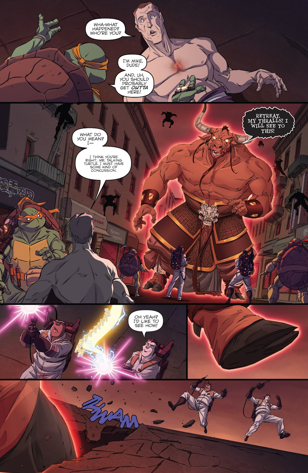 Read online Teenage Mutant Ninja Turtles: The IDW Collection comic -  Issue # TPB 5 (Part 3) - 31