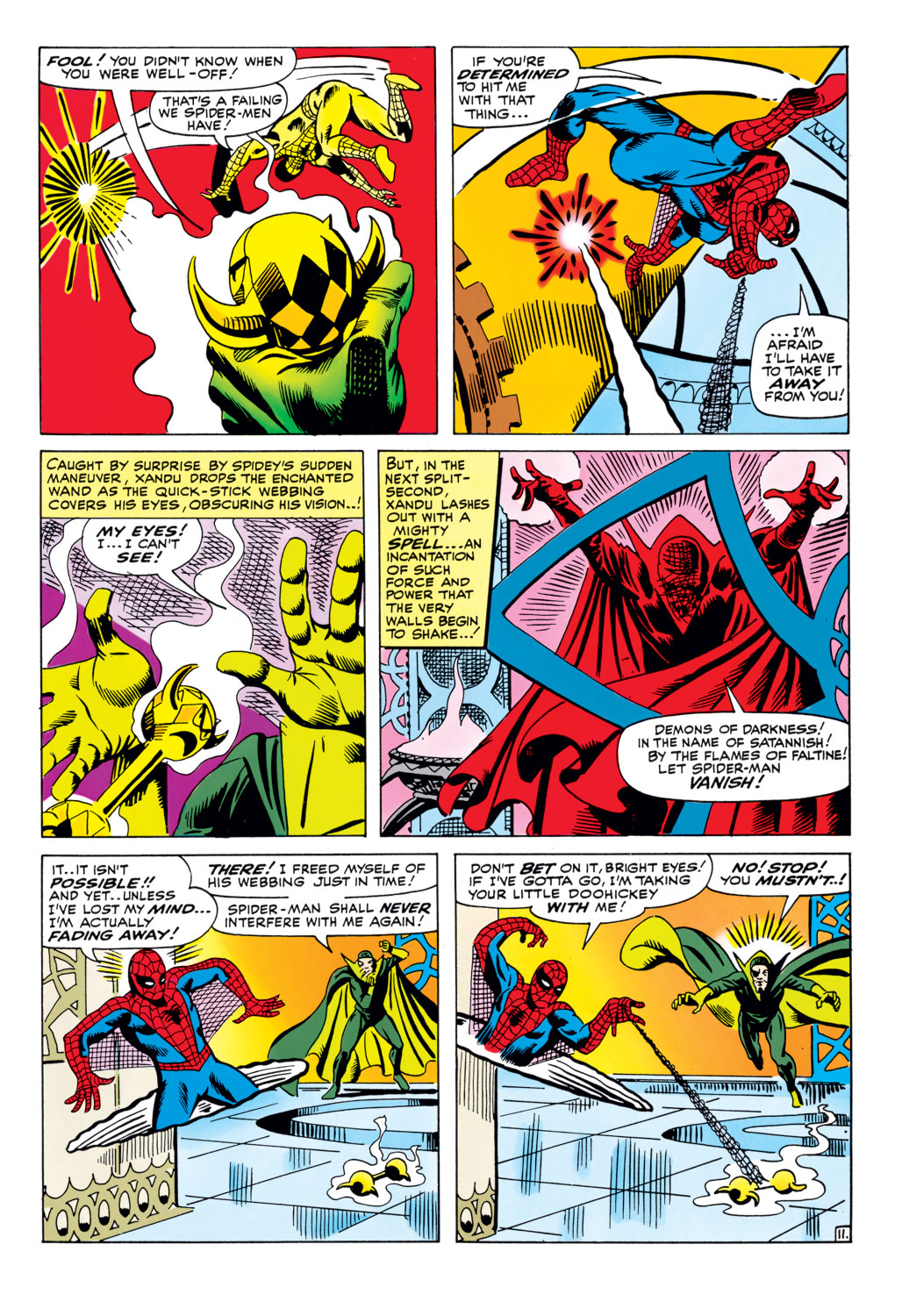 The Amazing Spider-Man (1963) _Annual_2 Page 11