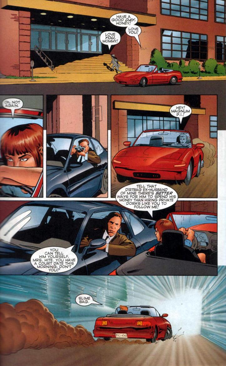 Read online Spider-Man/Gen13 comic -  Issue # Full - 24