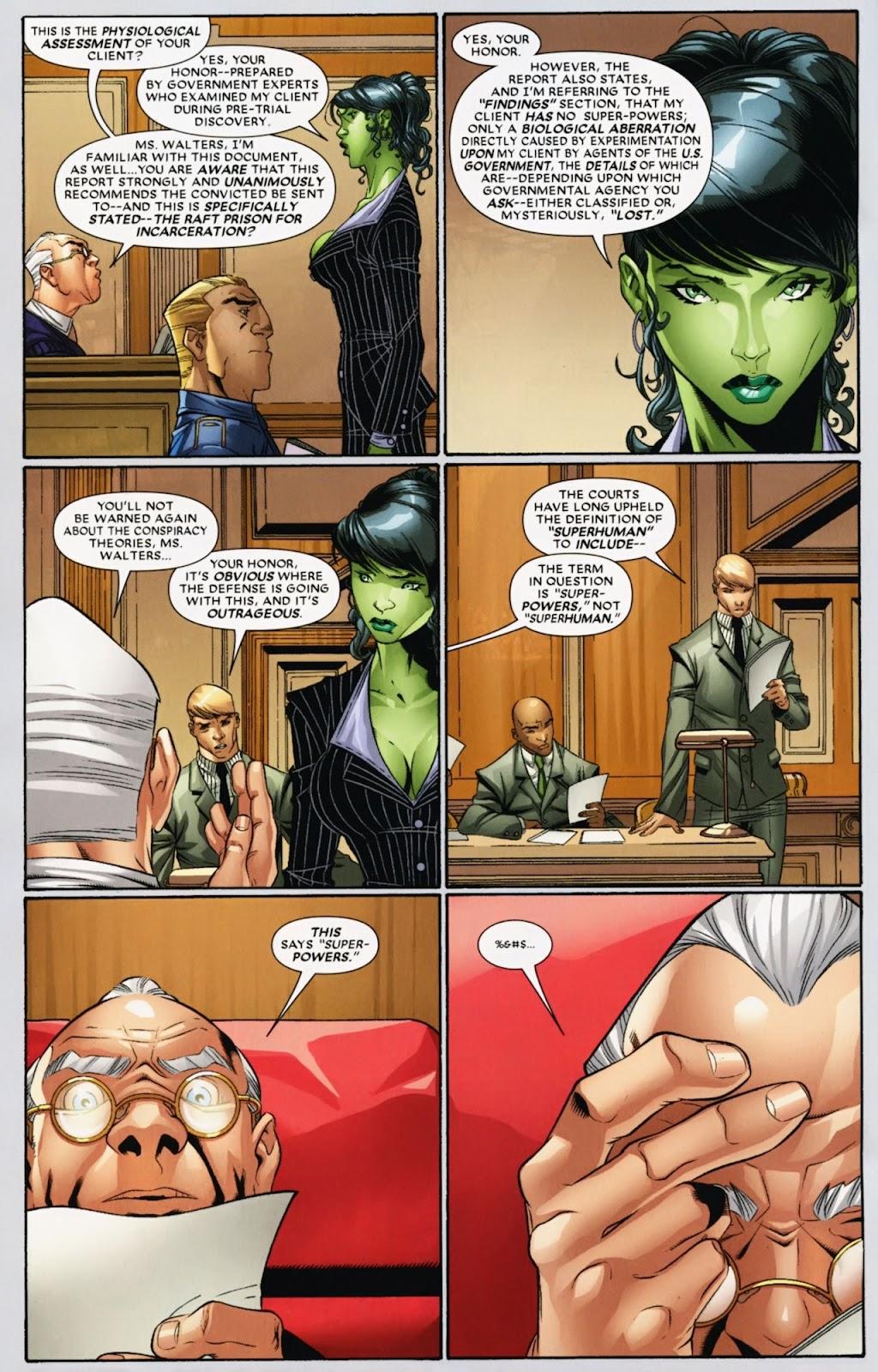 Read online Deadpool (2008) comic -  Issue #40 - 6
