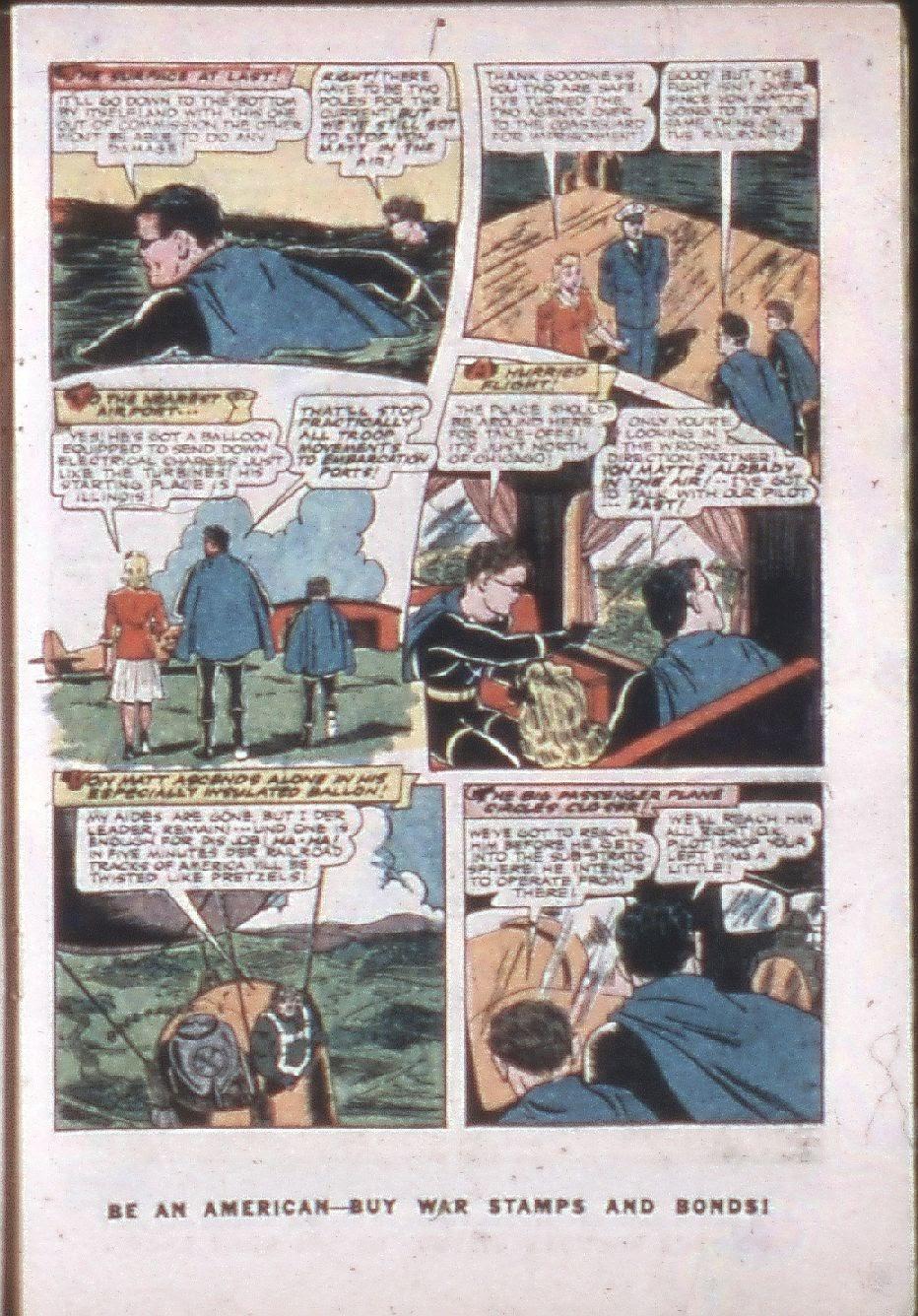 Read online America's Best Comics comic -  Issue #11 - 11