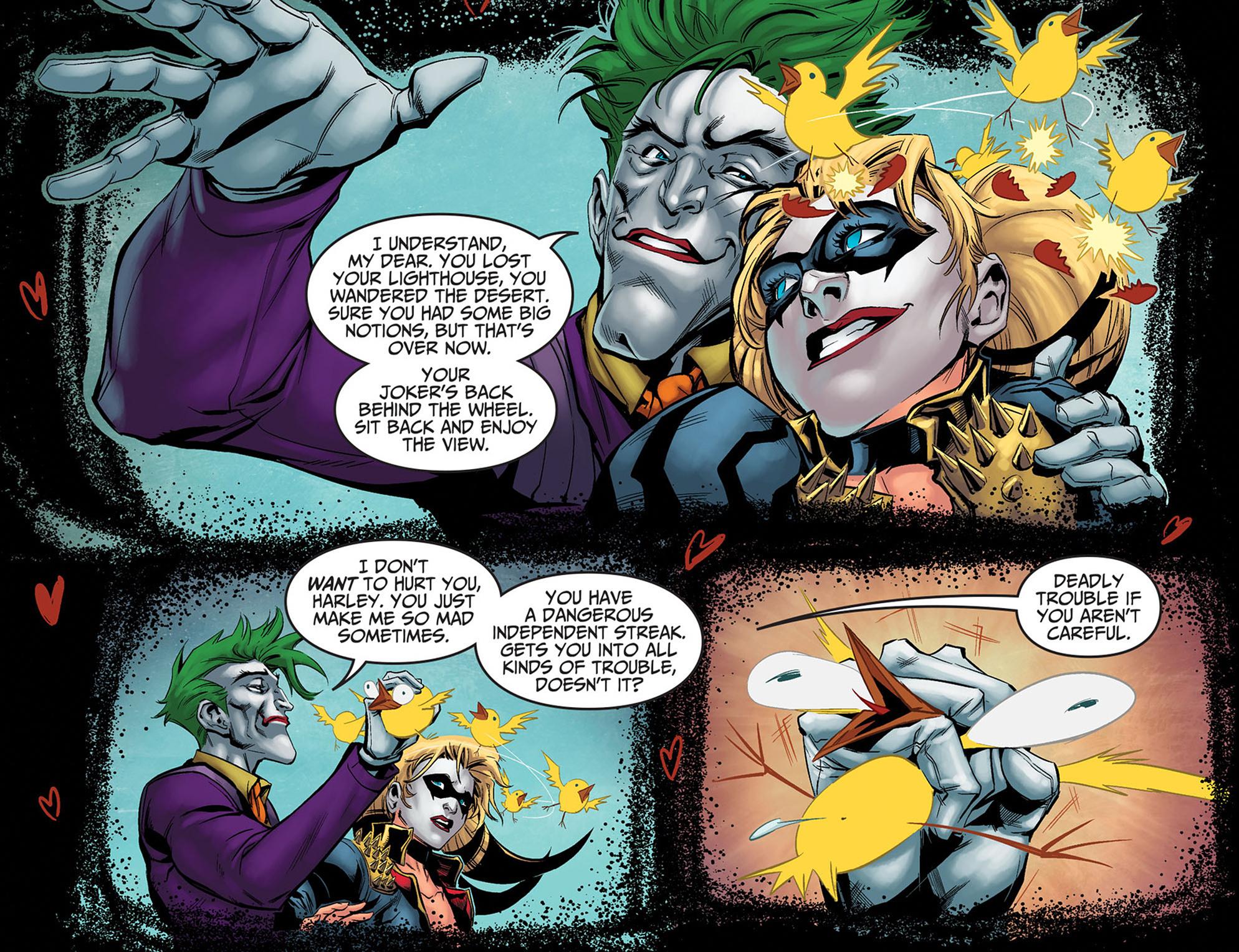 Read online Injustice: Ground Zero comic -  Issue #8 - 7