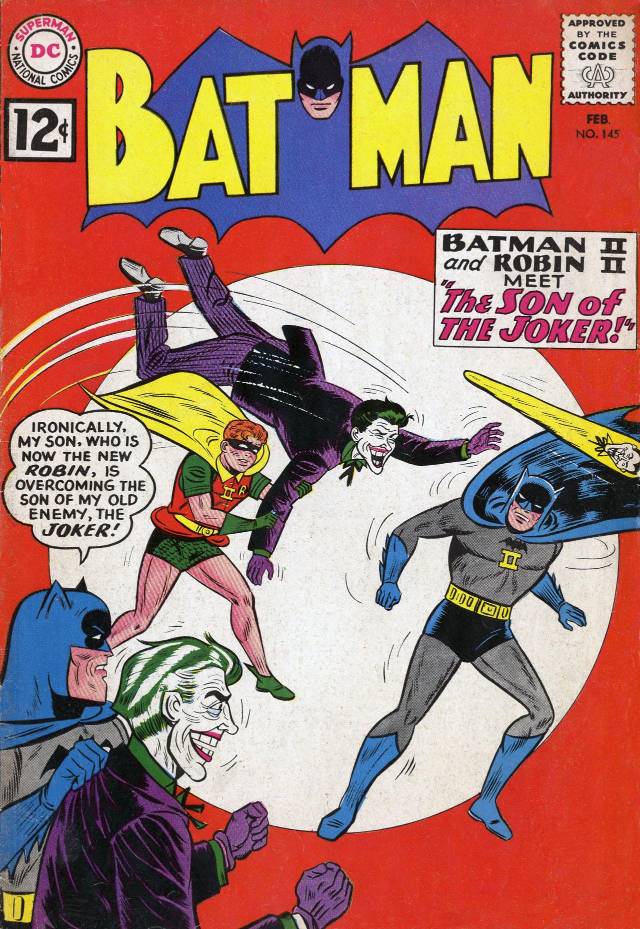 Batman (1940) 145 Page 1