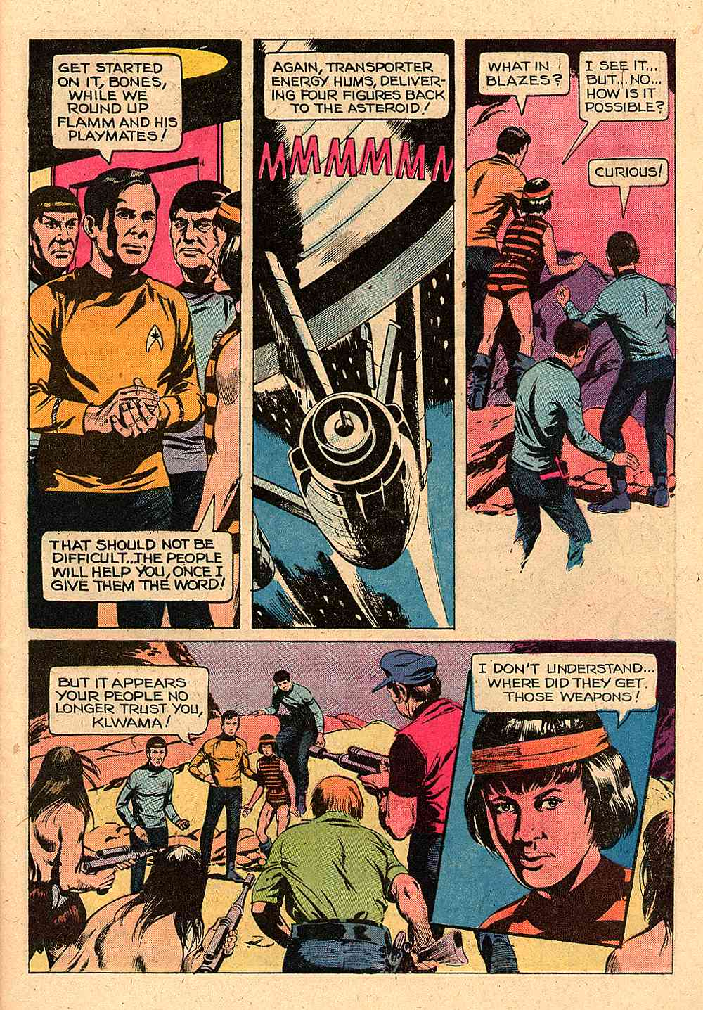 Star Trek (1967) issue 52 - Page 19