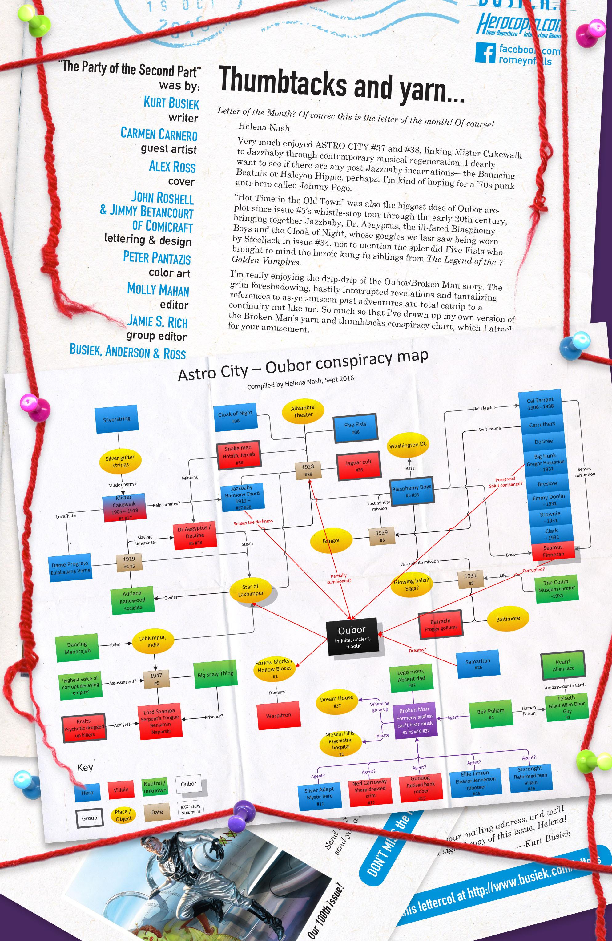 Read online Astro City comic -  Issue #40 - 26