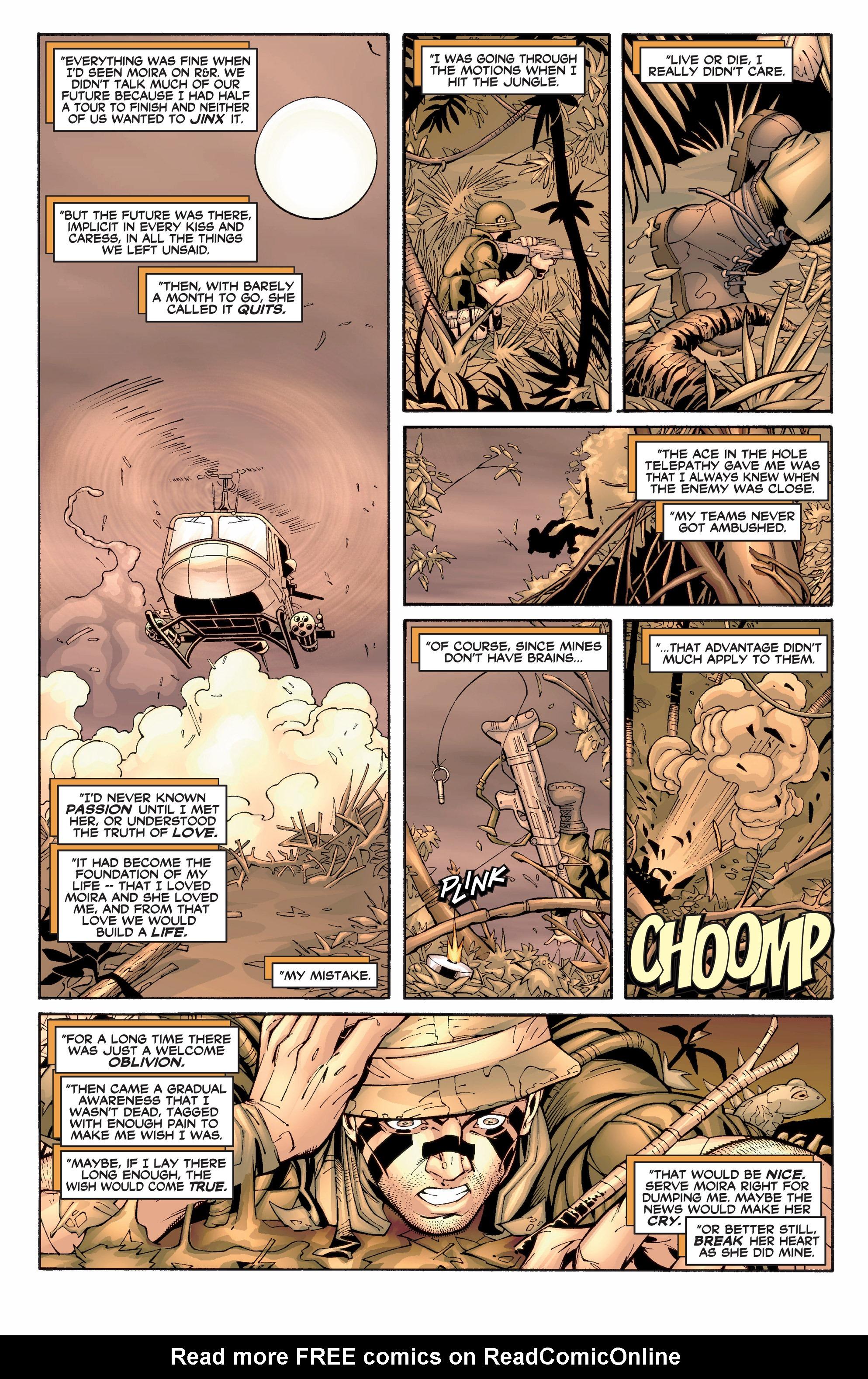 Read online Uncanny X-Men (1963) comic -  Issue #389 - 13
