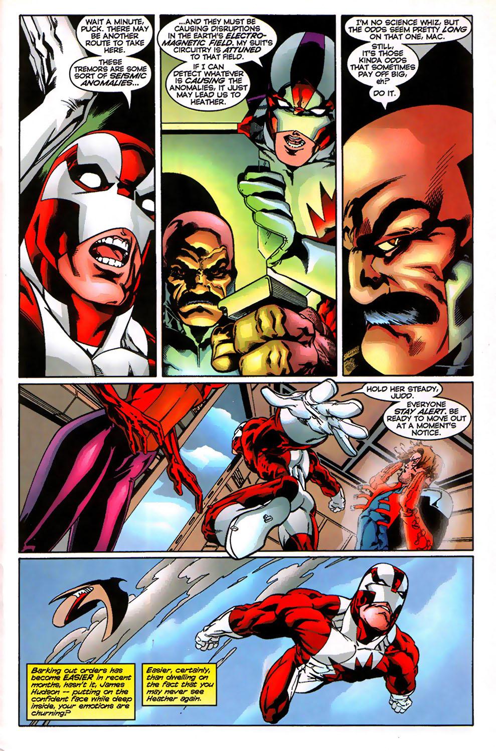 Read online Alpha Flight (1997) comic -  Issue # _Annual - 13