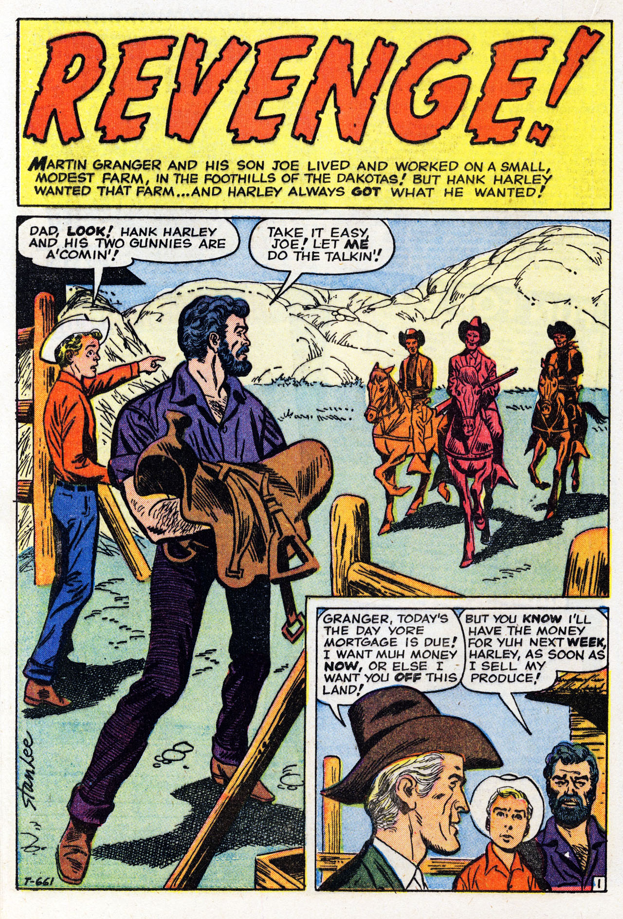 Read online Two-Gun Kid comic -  Issue #53 - 20
