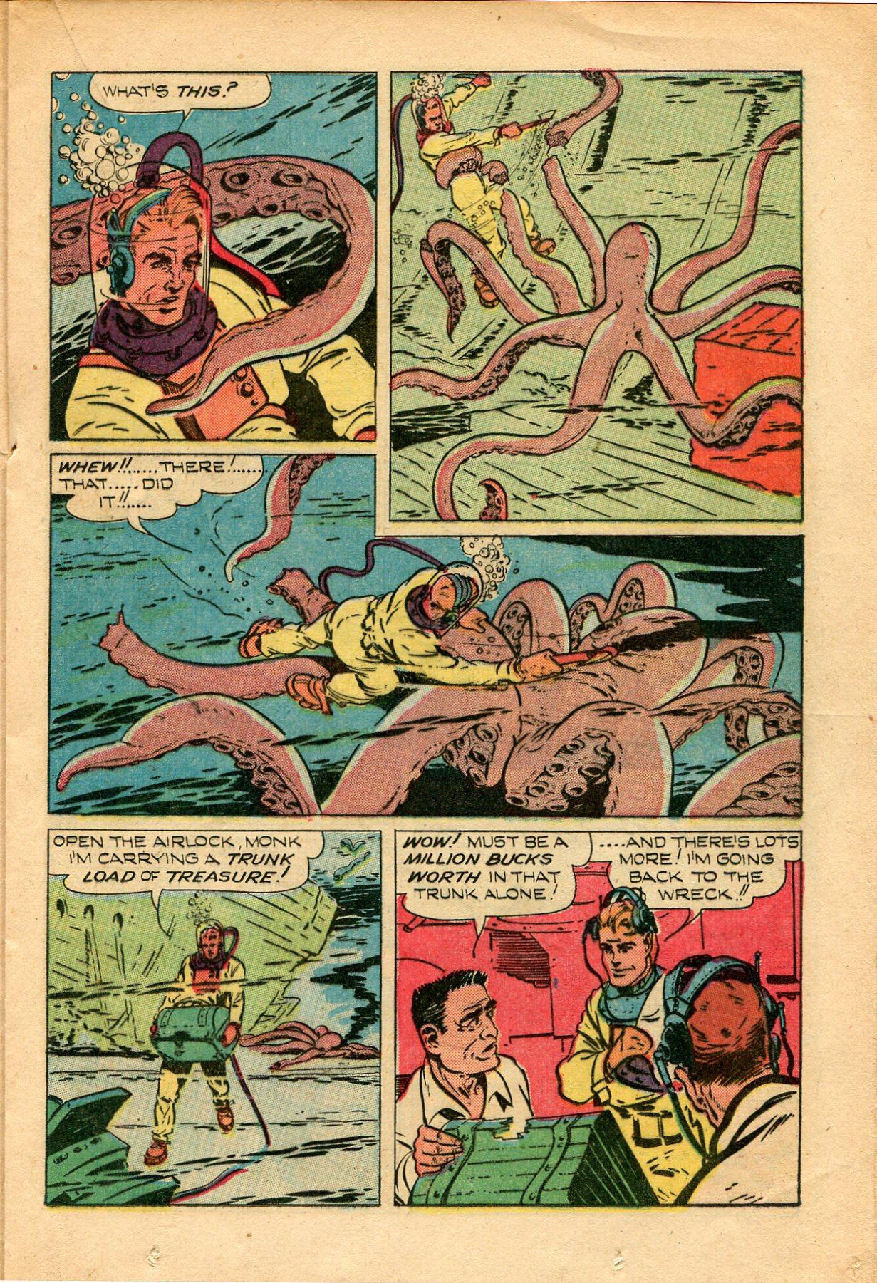 Read online Shadow Comics comic -  Issue #82 - 25