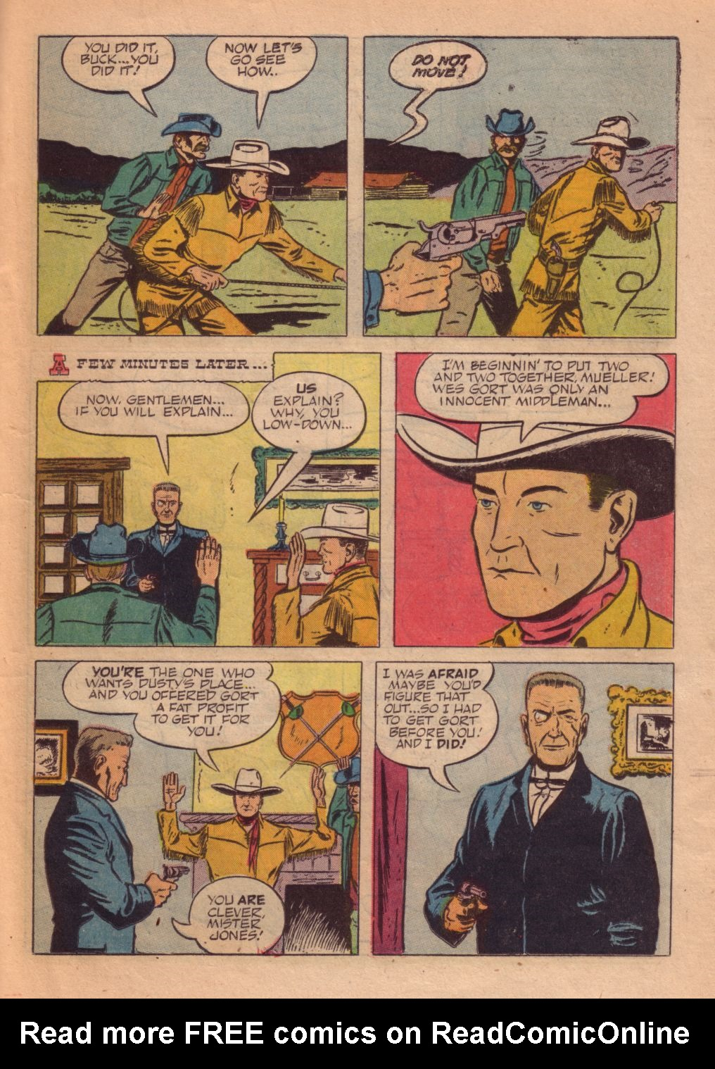 Four Color Comics issue 460 - Page 23