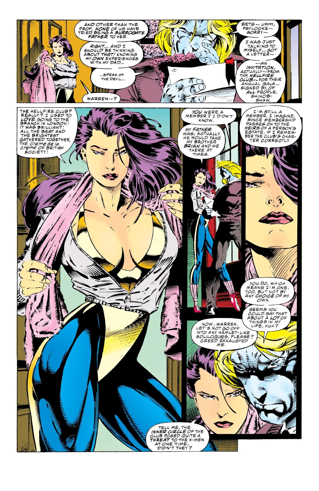 X-Men: The Wedding of Cyclops and Phoenix TPB_Part_3 Page 1