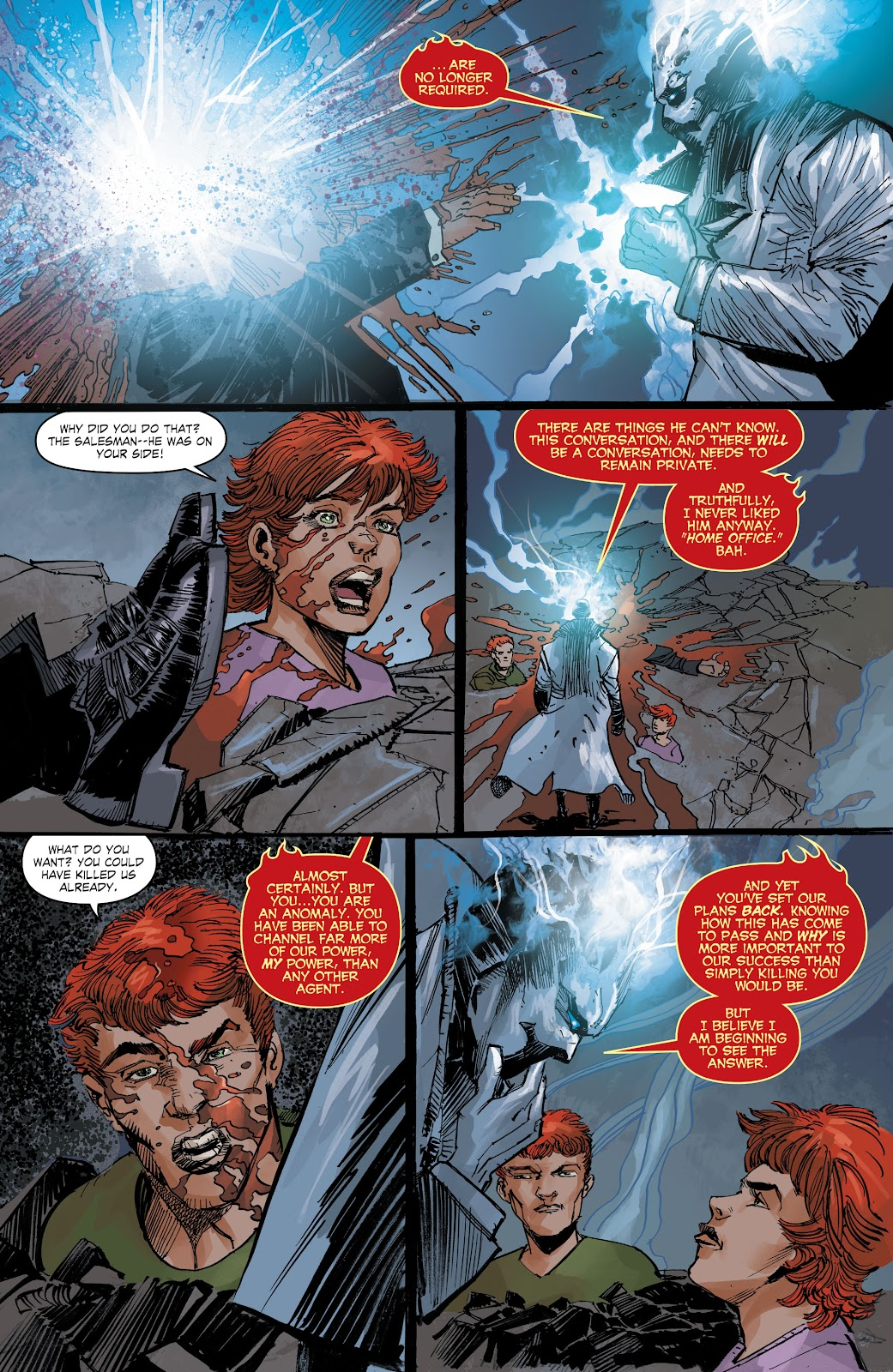 Read online The Curse of Brimstone: Ashes comic -  Issue # TPB (Part 2) - 58