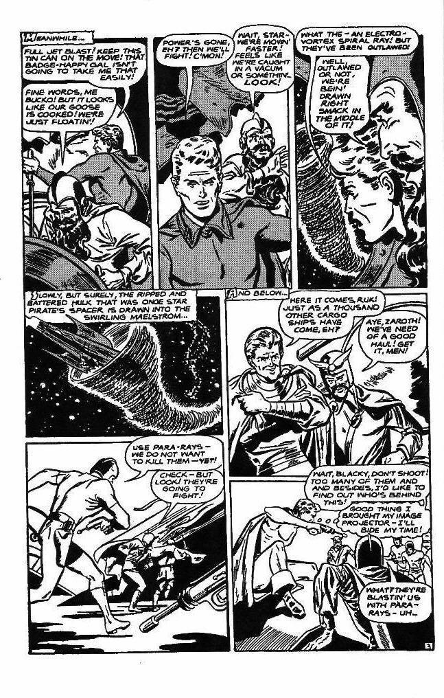Read online Men of Mystery Comics comic -  Issue #46 - 36