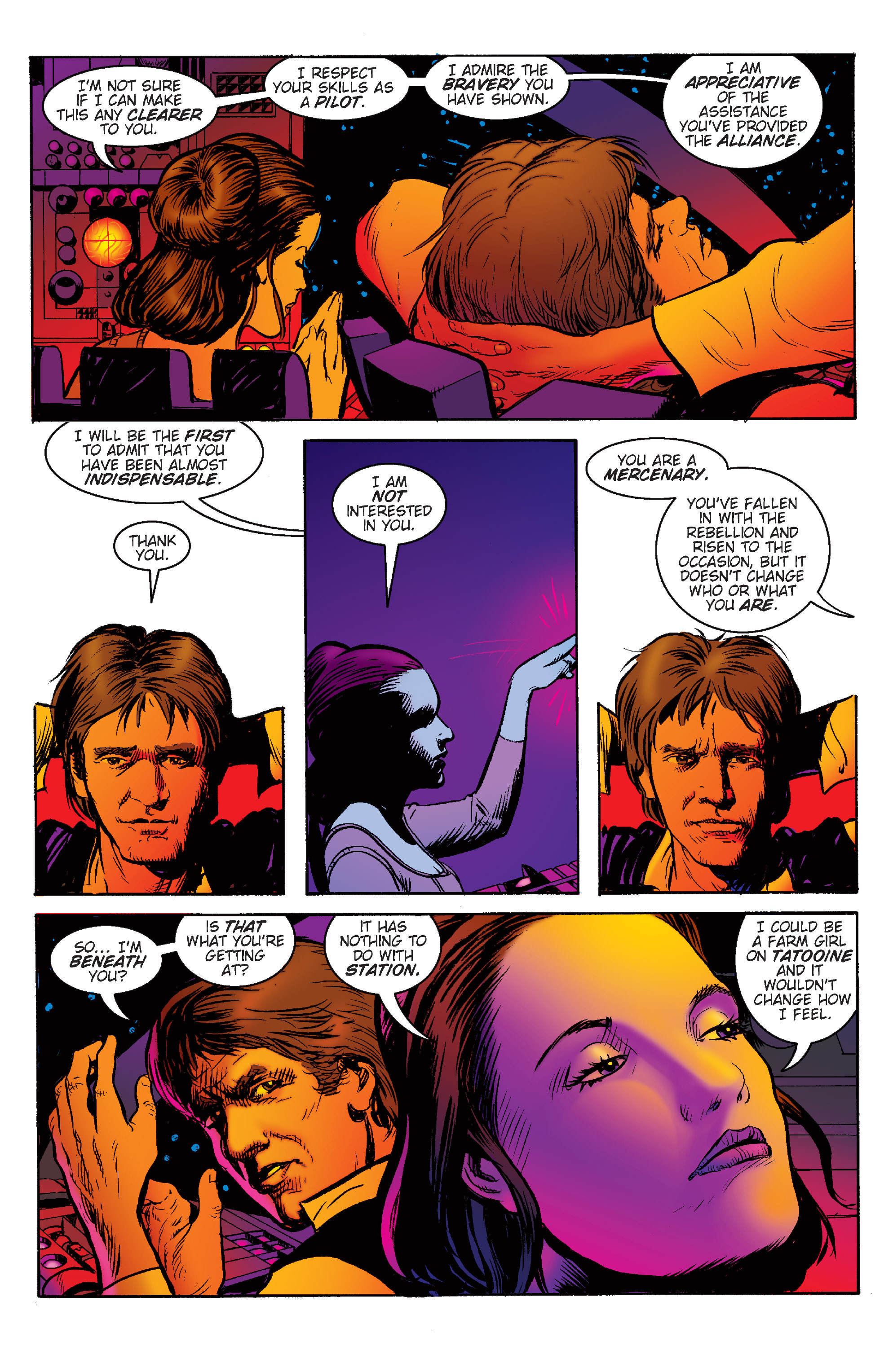 Read online Star Wars Omnibus comic -  Issue # Vol. 20 - 448