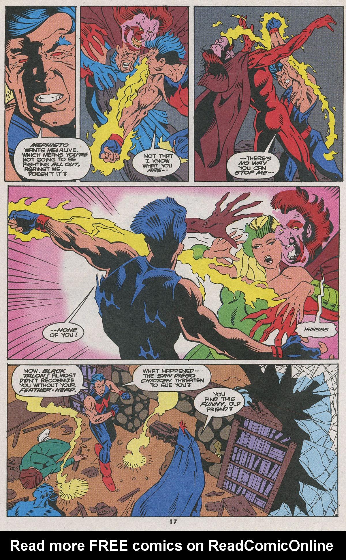 Read online Wonder Man (1991) comic -  Issue #25 - 13