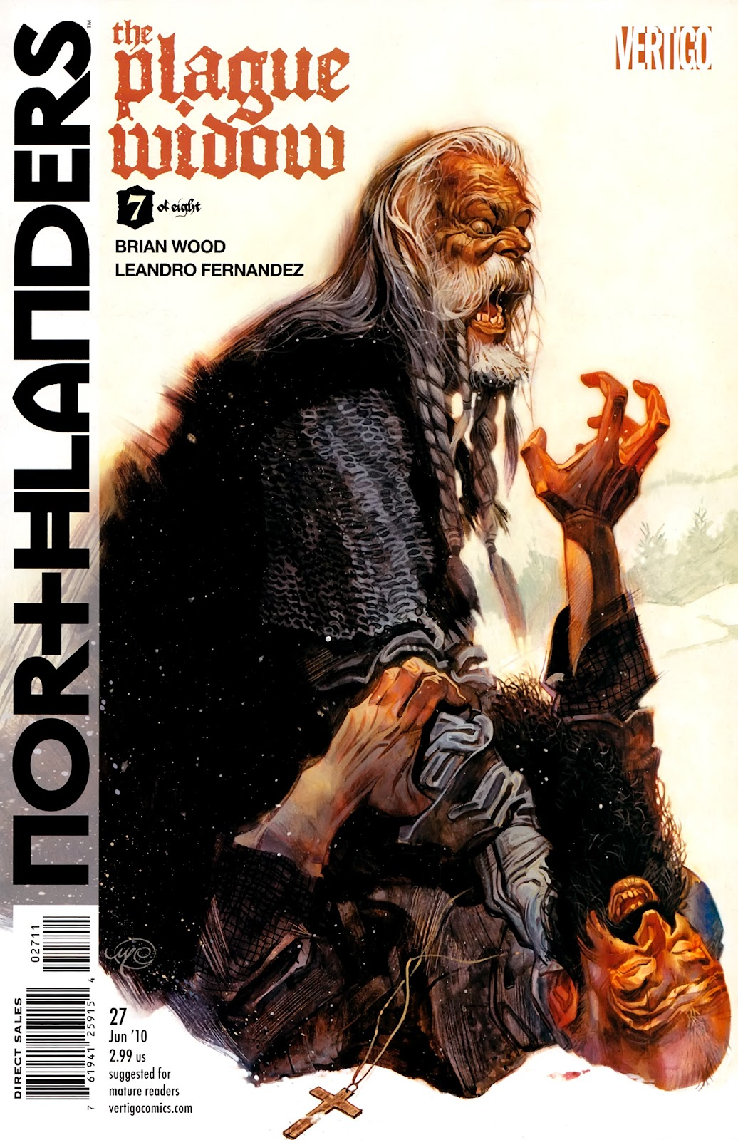Northlanders issue 27 - Page 1