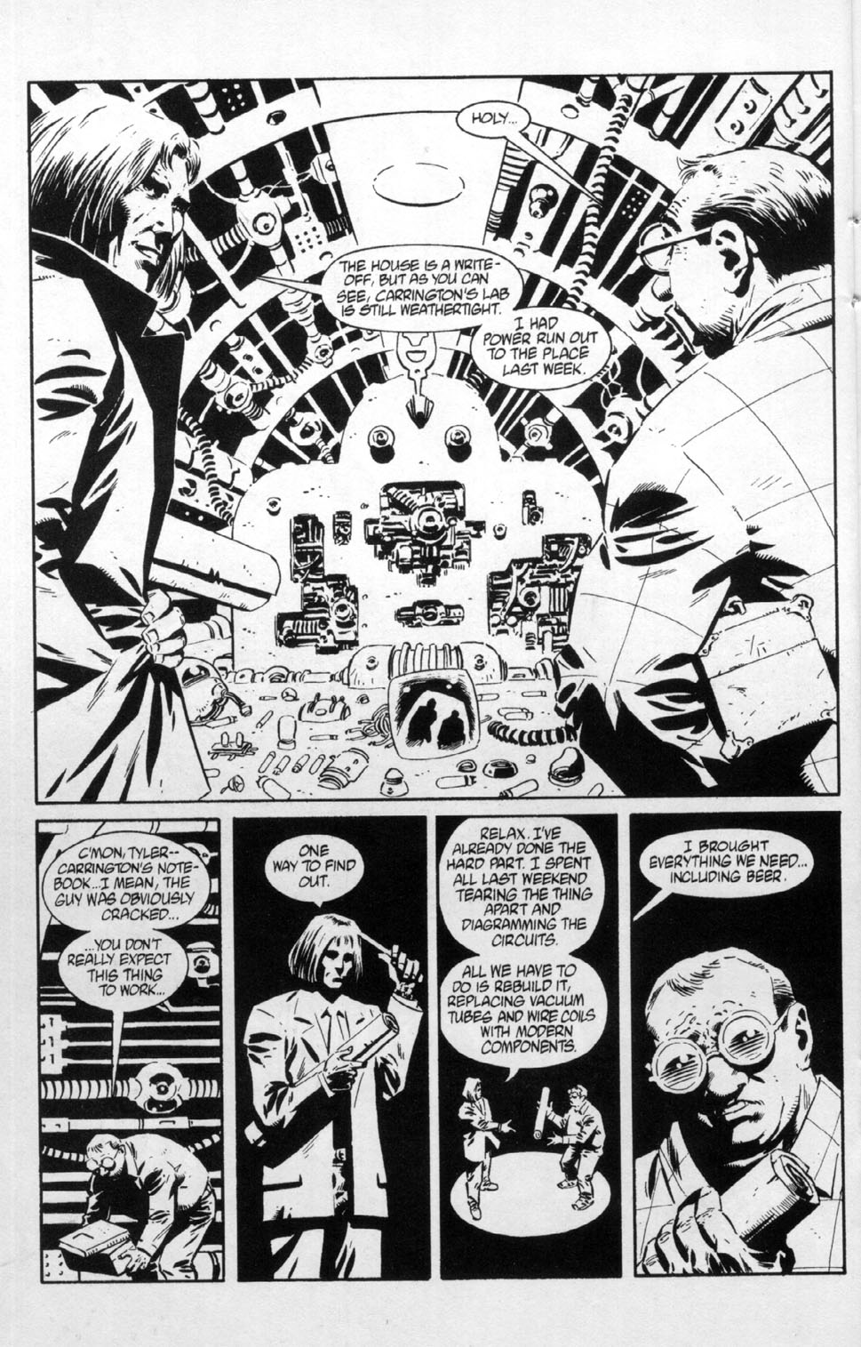 Dark Horse Presents (1986) Issue #142 #147 - English 20