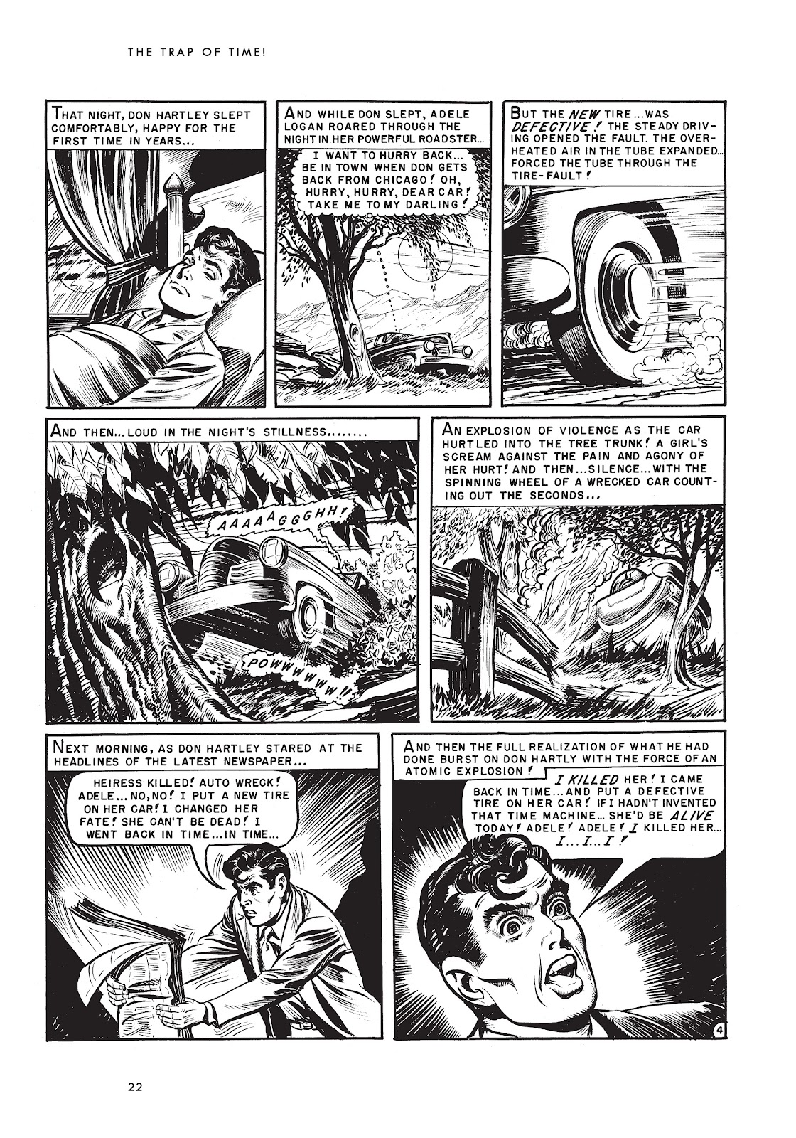 Read online The Martian Monster and Other Stories comic -  Issue # TPB (Part 1) - 37