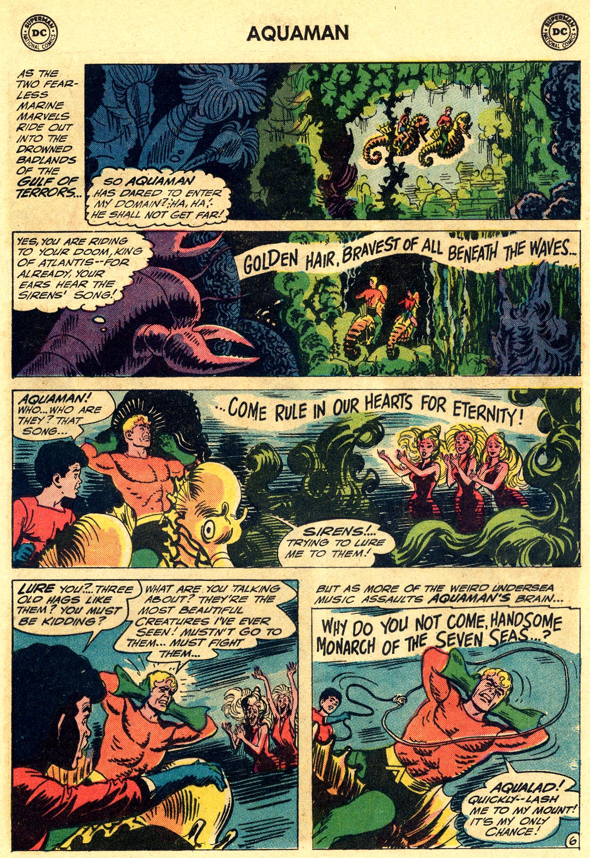 Read online Aquaman (1962) comic -  Issue #23 - 9