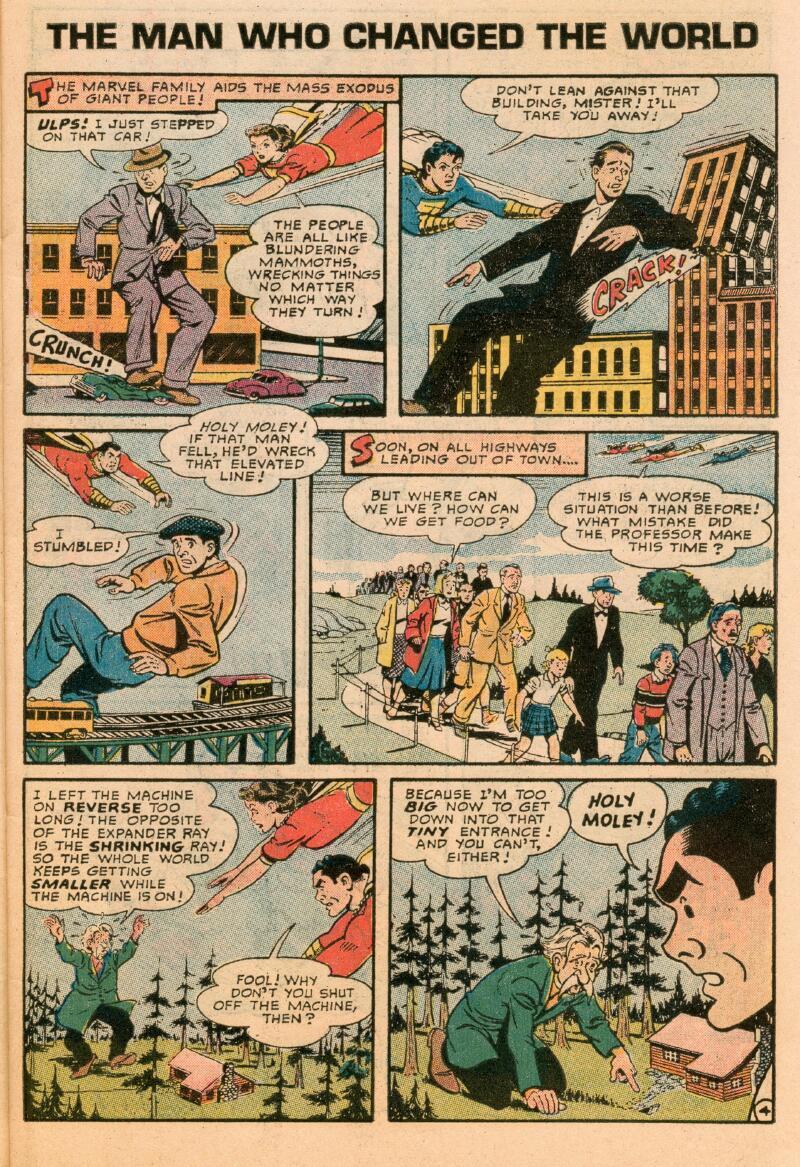 Read online Shazam! (1973) comic -  Issue #7 - 20