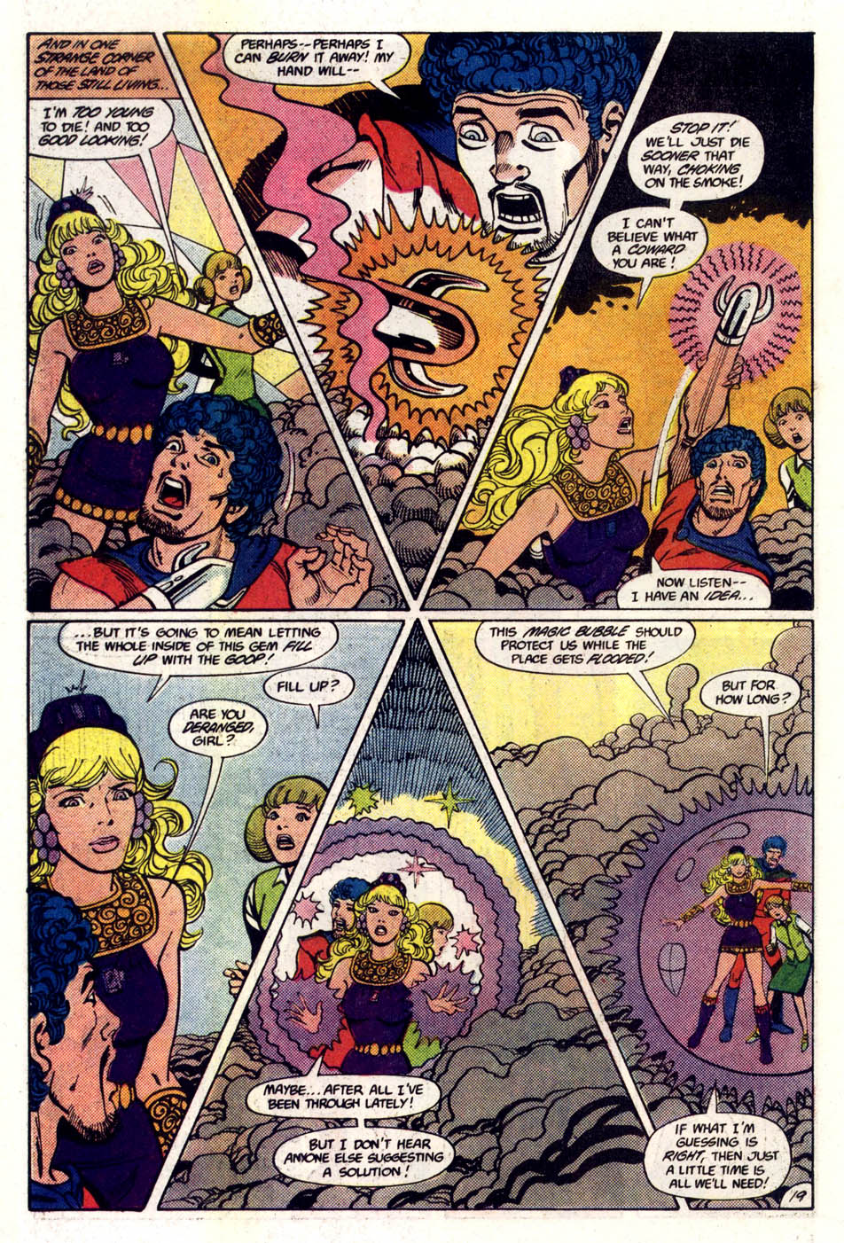 Read online Amethyst (1985) comic -  Issue #5 - 20