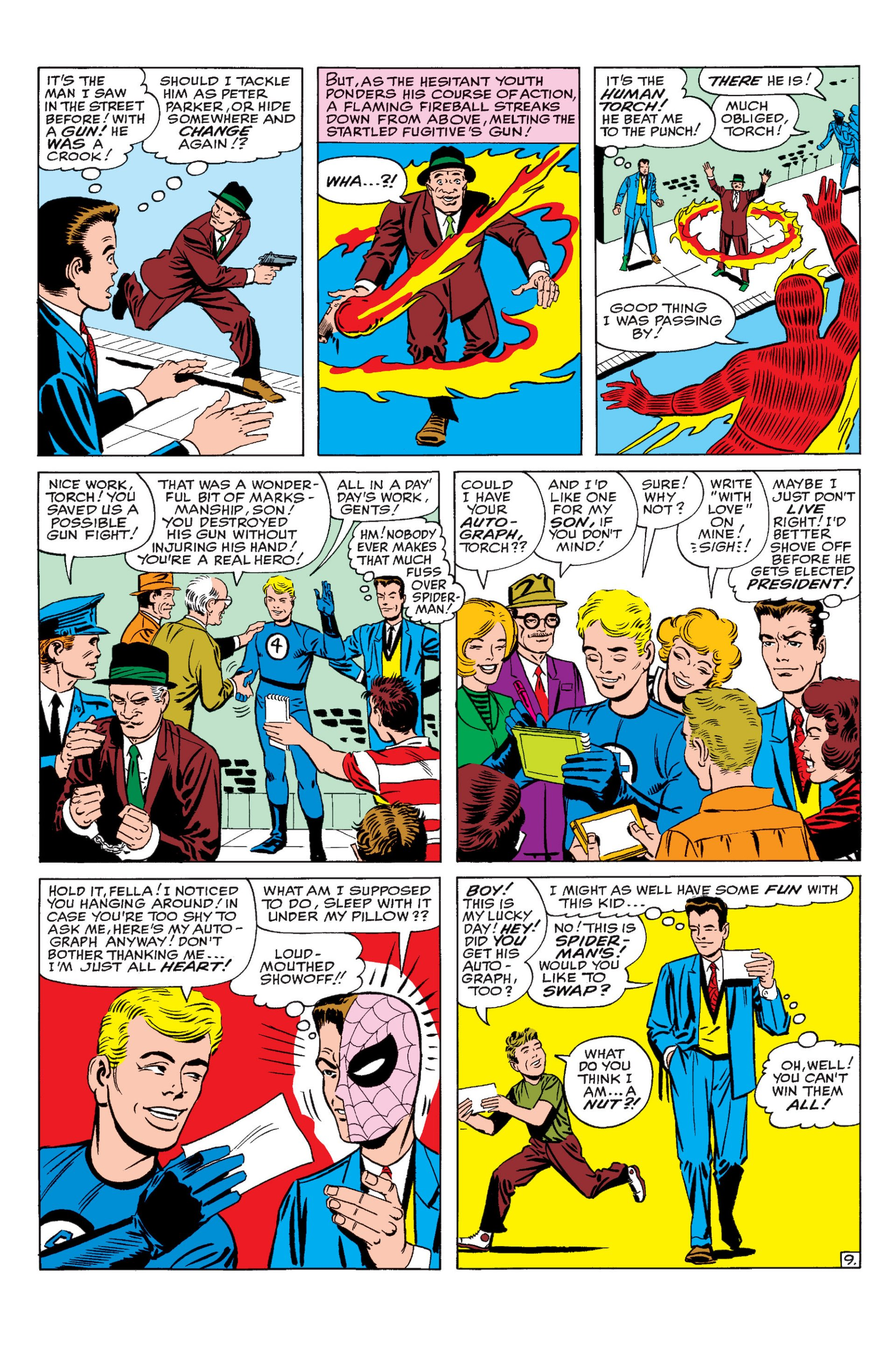 The Amazing Spider-Man (1963) 17 Page 9