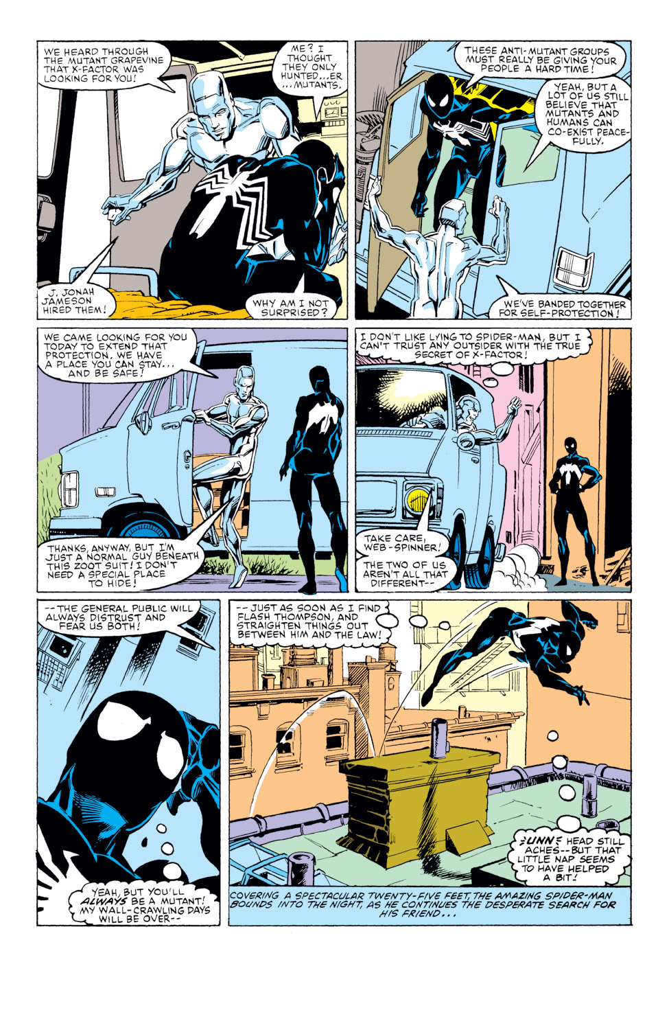 The Amazing Spider-Man (1963) 282 Page 21