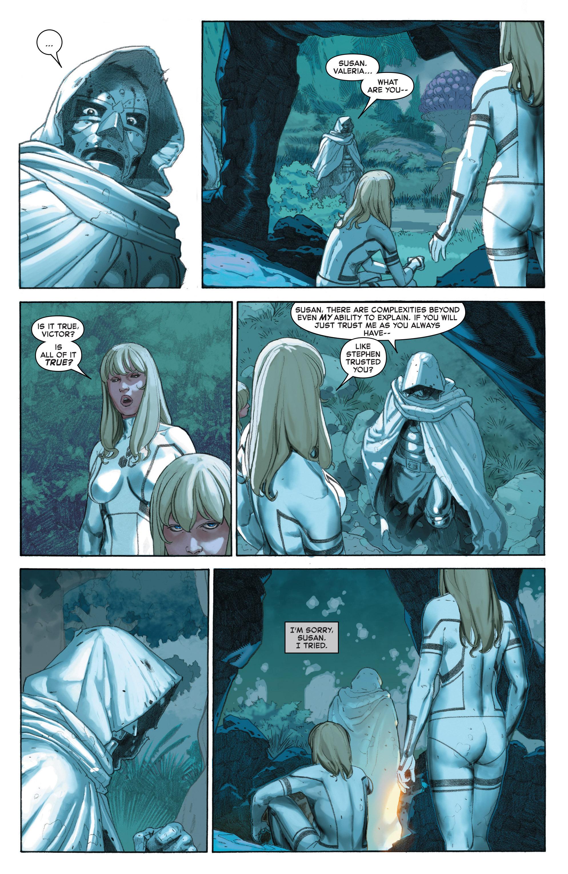 Read online Secret Wars comic -  Issue #9 - 15