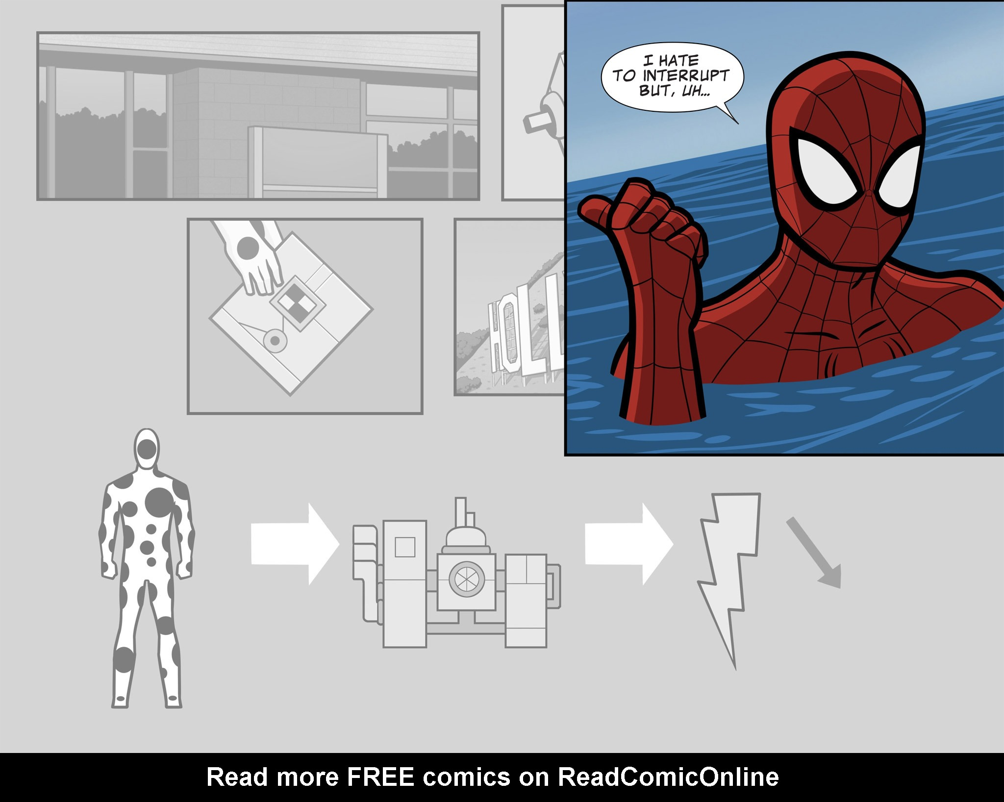 Read online Ultimate Spider-Man (Infinite Comics) (2015) comic -  Issue #11 - 26