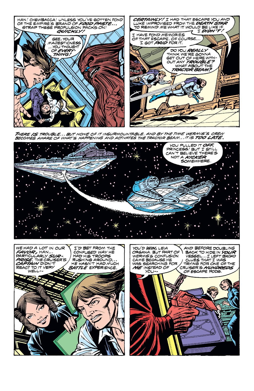 Read online Star Wars Legends: The Original Marvel Years - Epic Collection comic -  Issue # TPB 2 (Part 3) - 73