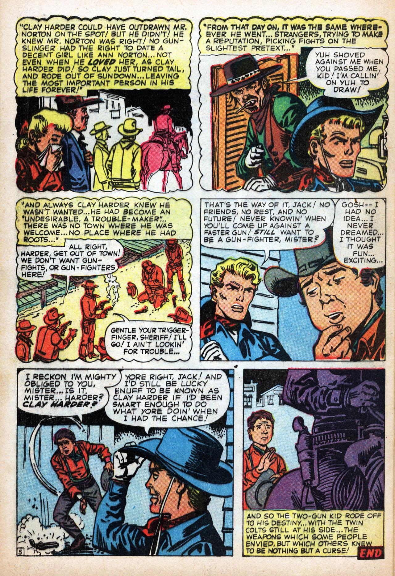 Read online Two-Gun Kid comic -  Issue #42 - 32