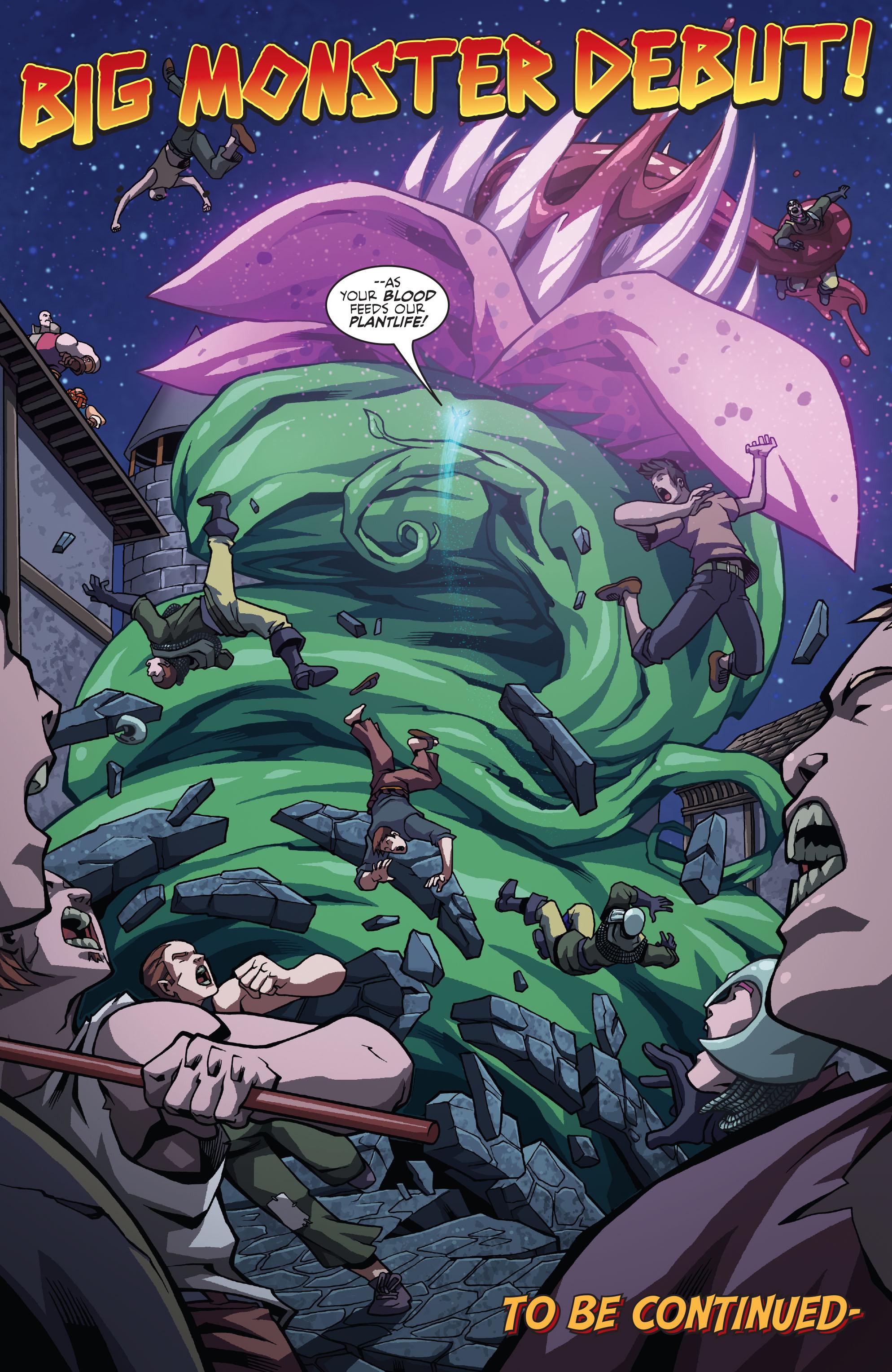Read online Skullkickers comic -  Issue #10 - 22