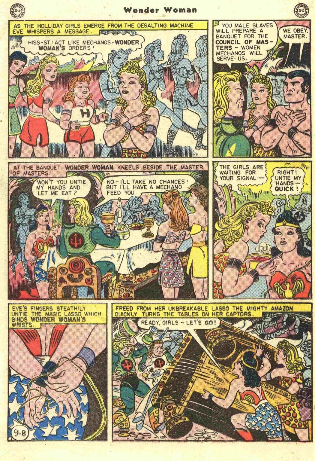 Read online Wonder Woman (1942) comic -  Issue #15 - 28
