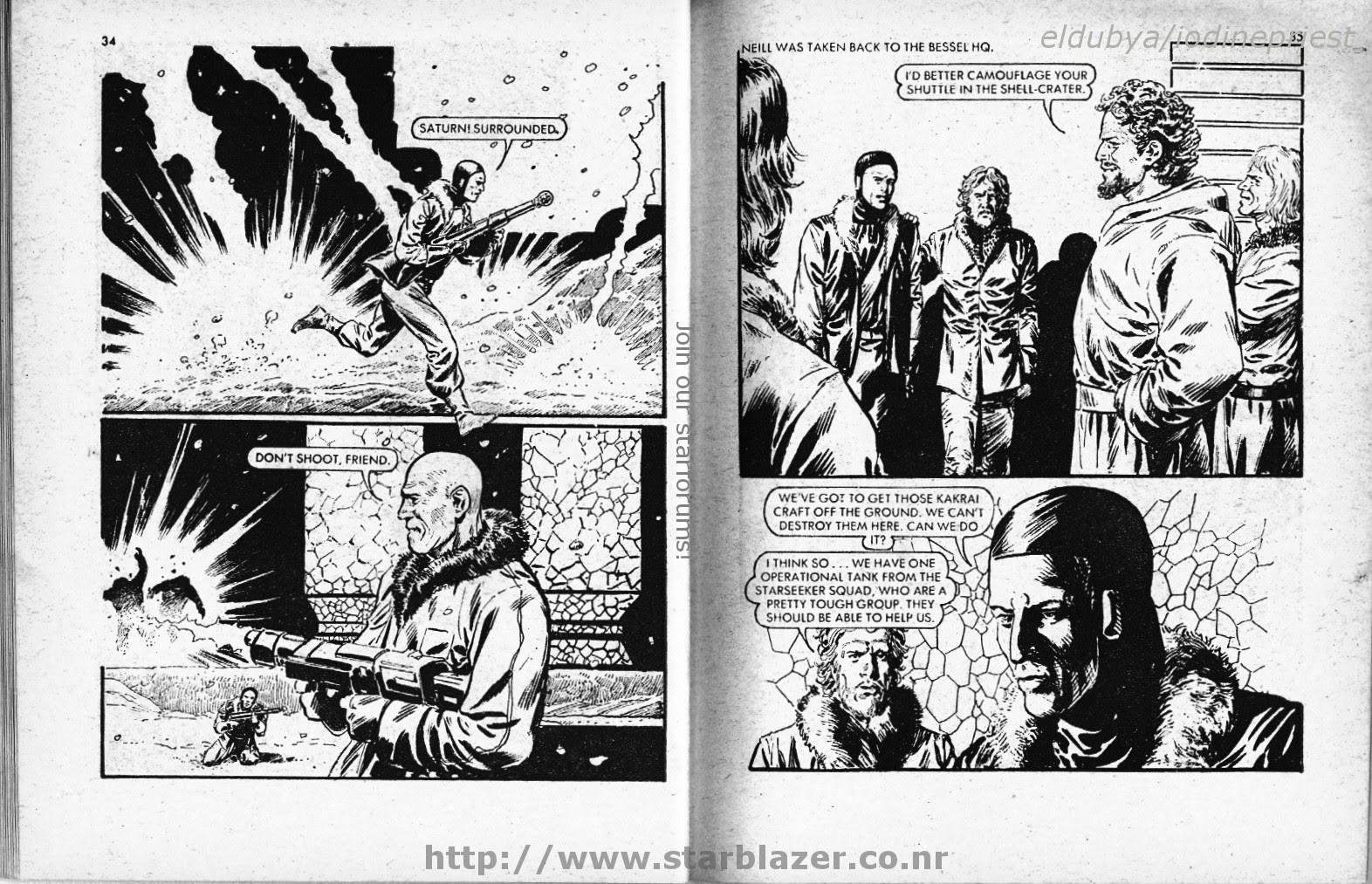 Starblazer issue 59 - Page 19