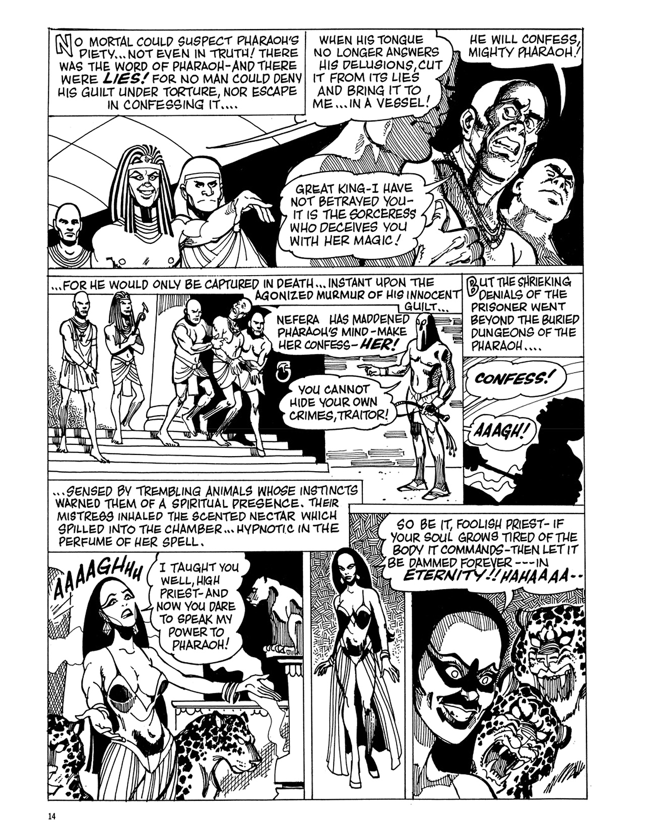Read online Eerie Archives comic -  Issue # TPB 5 - 15