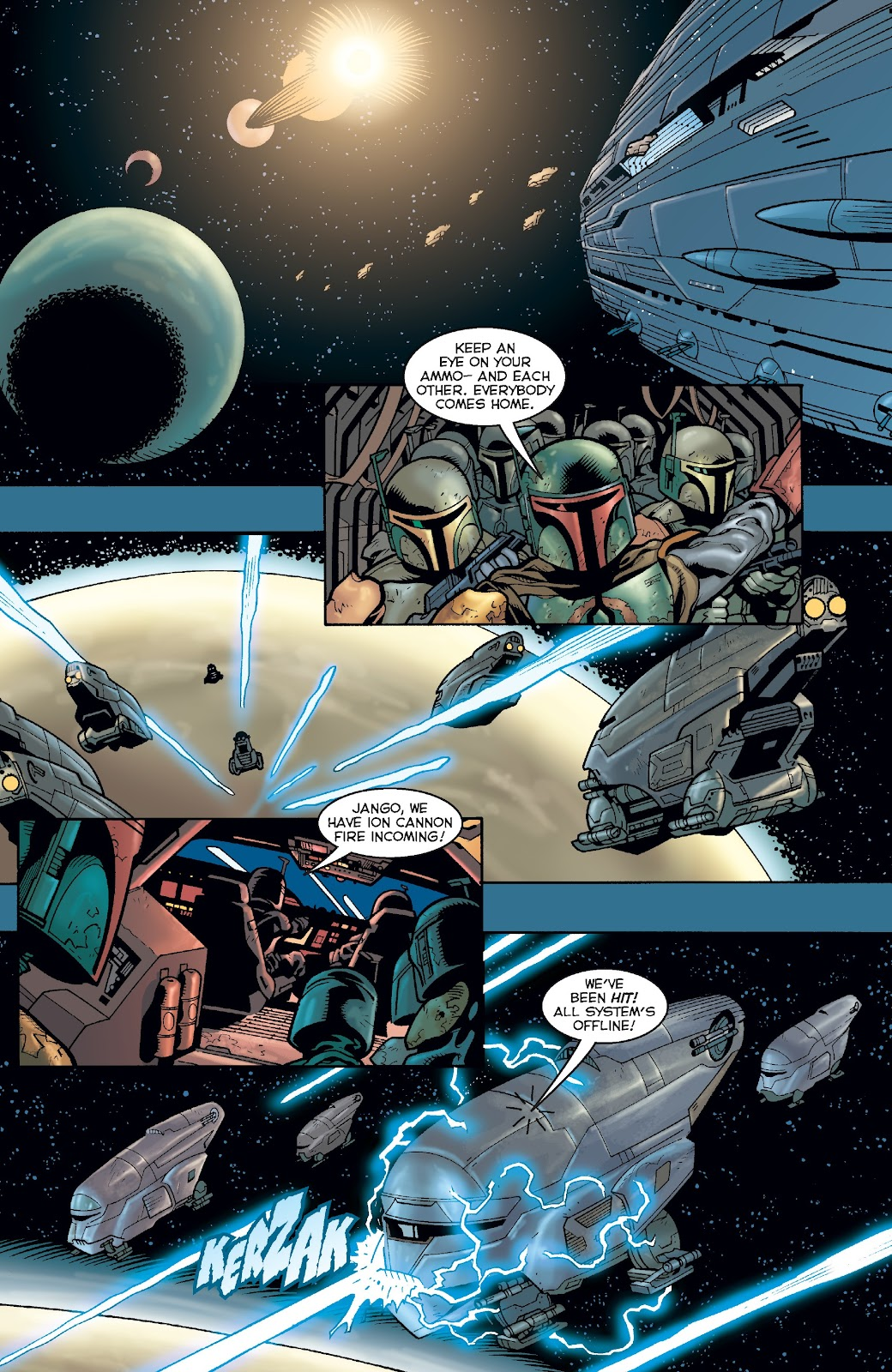 Read online Star Wars Legends Epic Collection: The Menace Revealed comic -  Issue # TPB (Part 1) - 33