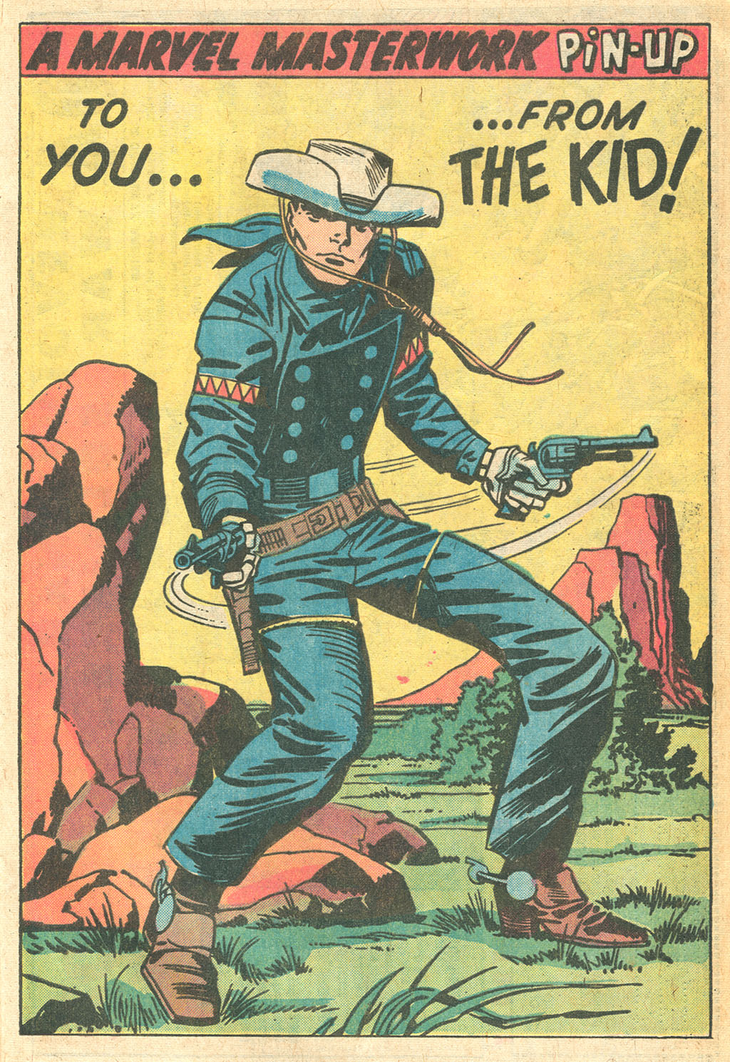 The Rawhide Kid (1955) issue 138 - Page 33