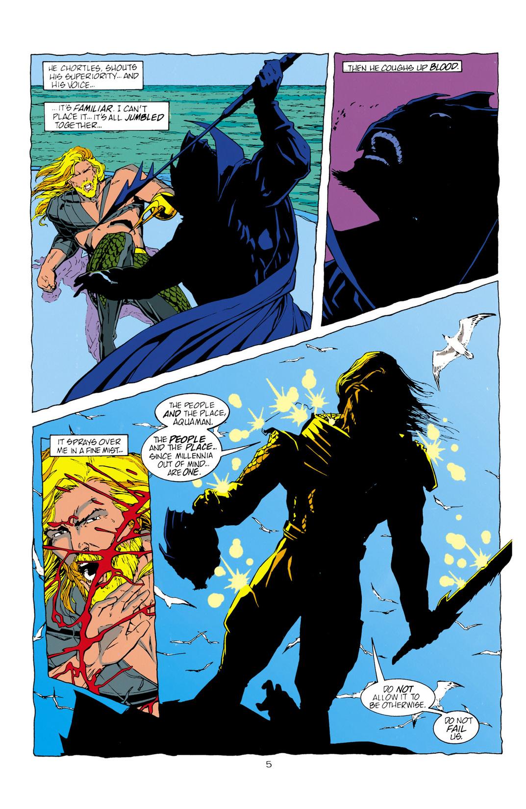 Read online Aquaman (1994) comic -  Issue #10 - 6